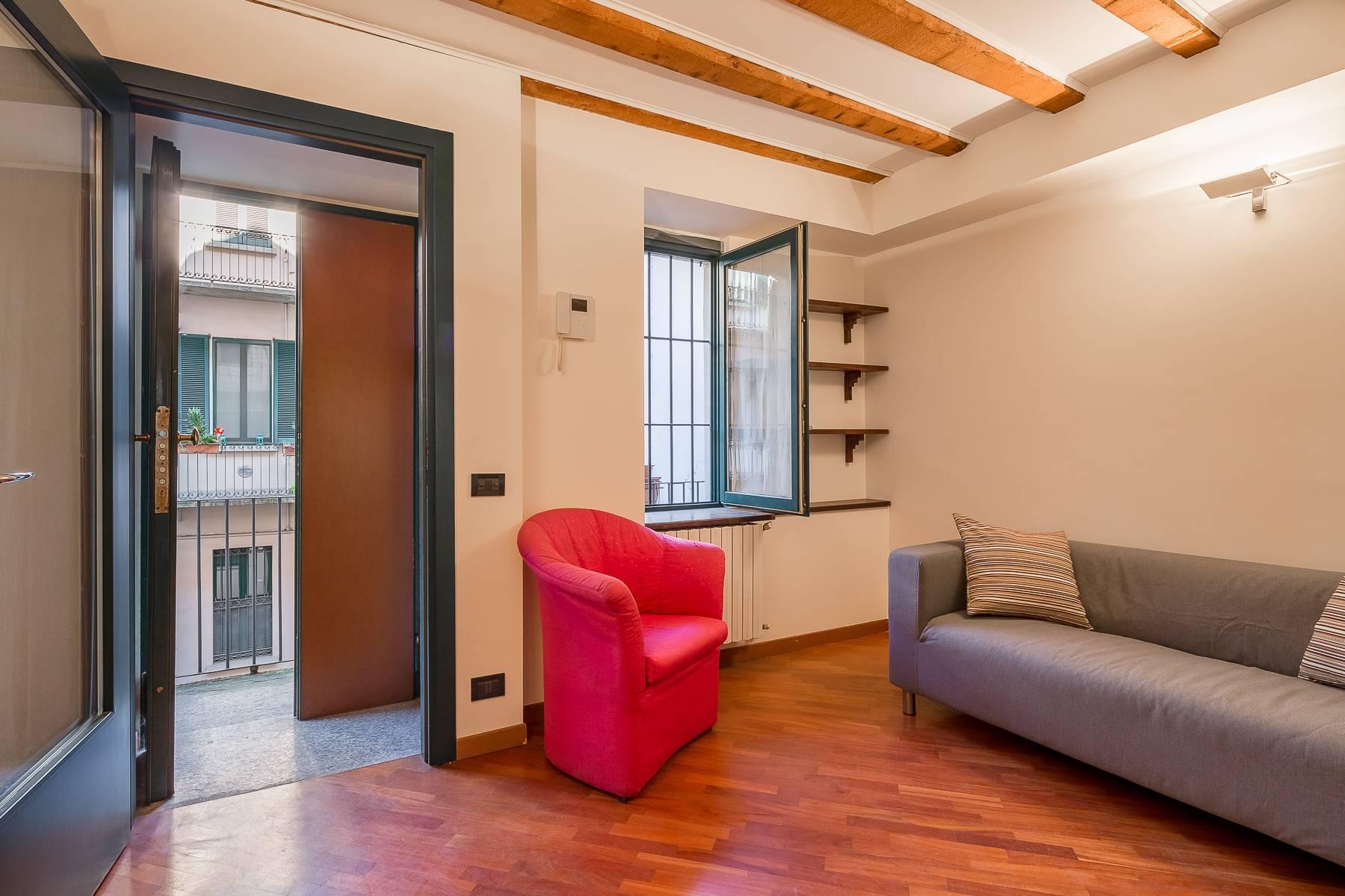 Renovierte Zwei-zimmer wohnung im Stadtviertel Navigli - 5