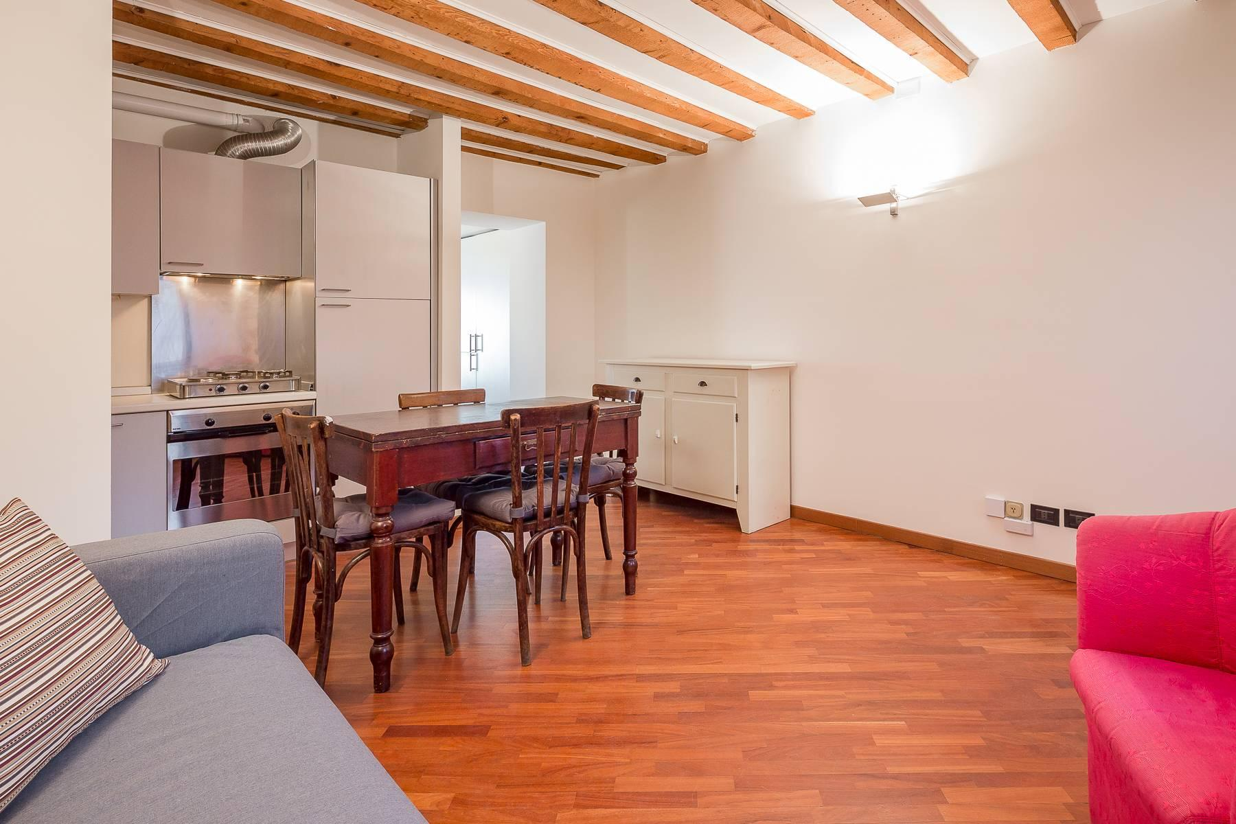Renovierte Zwei-zimmer wohnung im Stadtviertel Navigli - 4