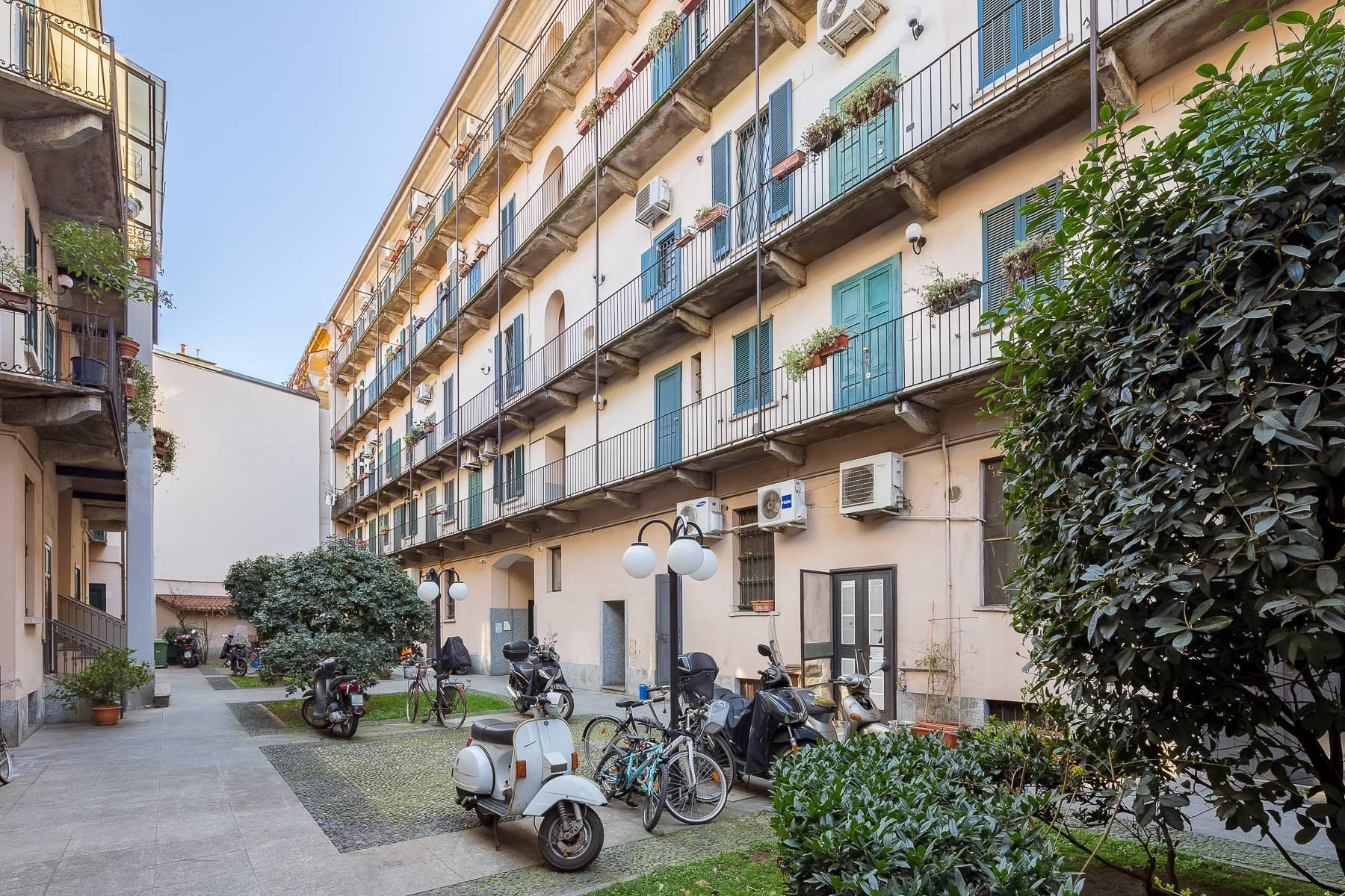 Renovierte Zwei-zimmer wohnung im Stadtviertel Navigli - 20