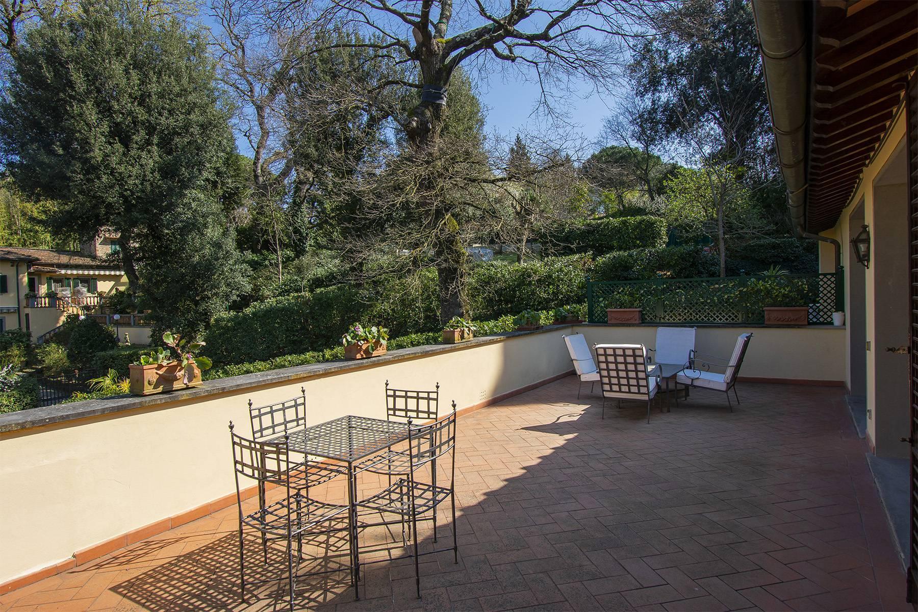 Très bel appartement rénové avec terrace près du Jardin de Boboli et de Poggio Imperiale - 5