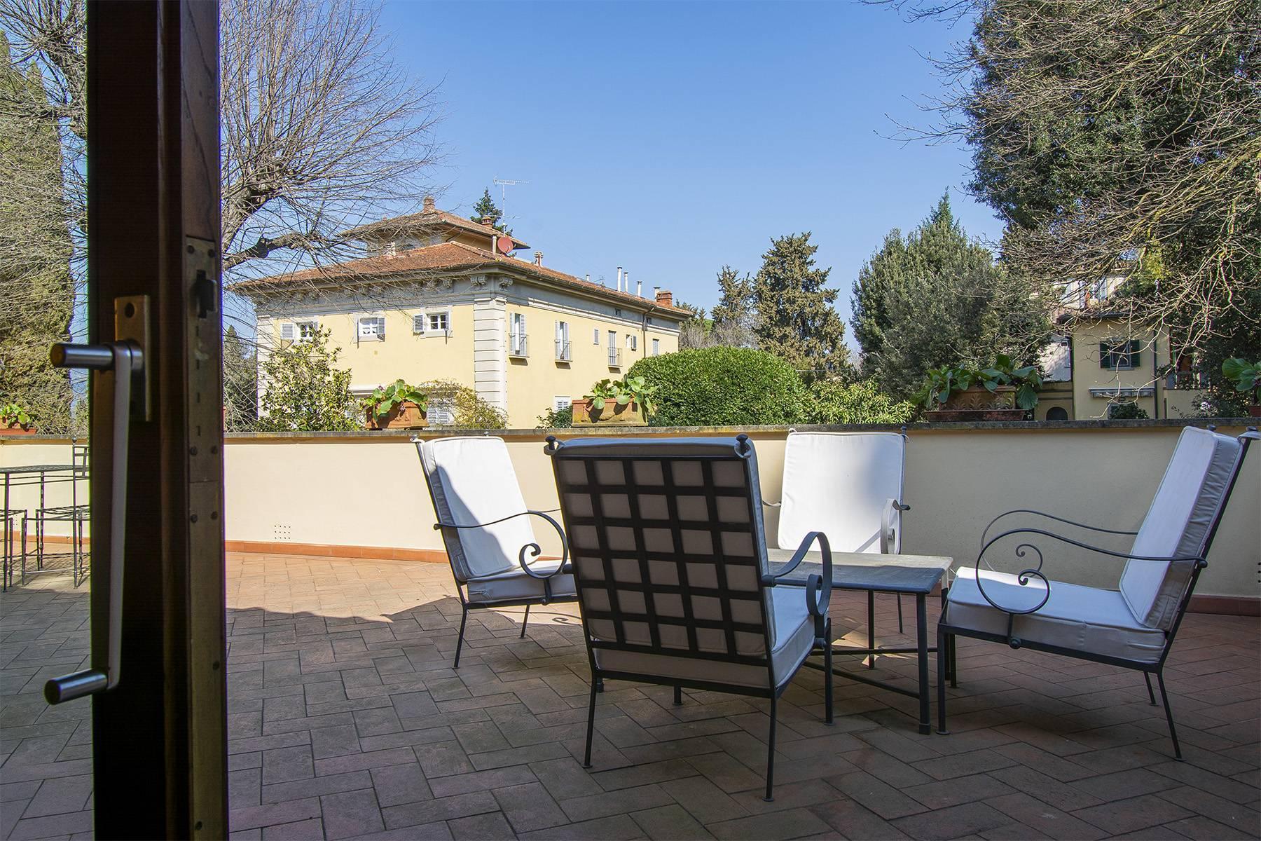 Très bel appartement rénové avec terrace près du Jardin de Boboli et de Poggio Imperiale - 6