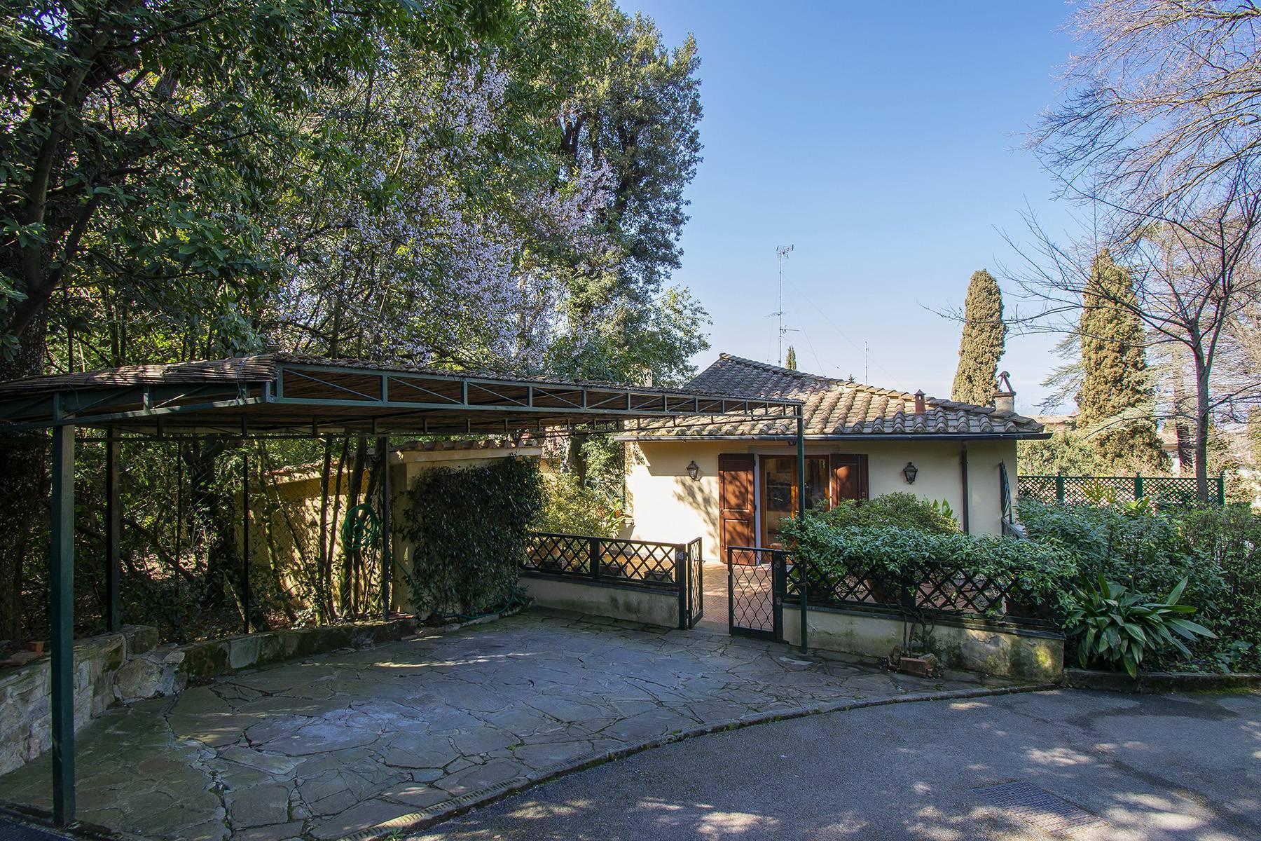 Très bel appartement rénové avec terrace près du Jardin de Boboli et de Poggio Imperiale - 7