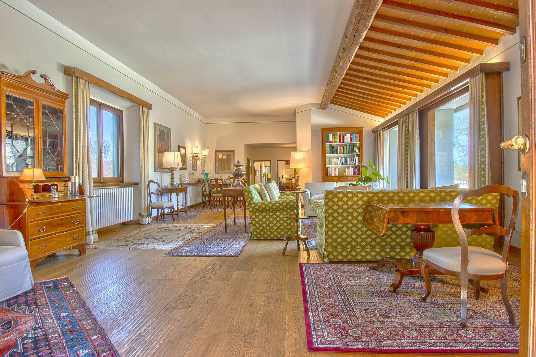 Très bel appartement rénové avec terrace près du Jardin de Boboli et de Poggio Imperiale - 9
