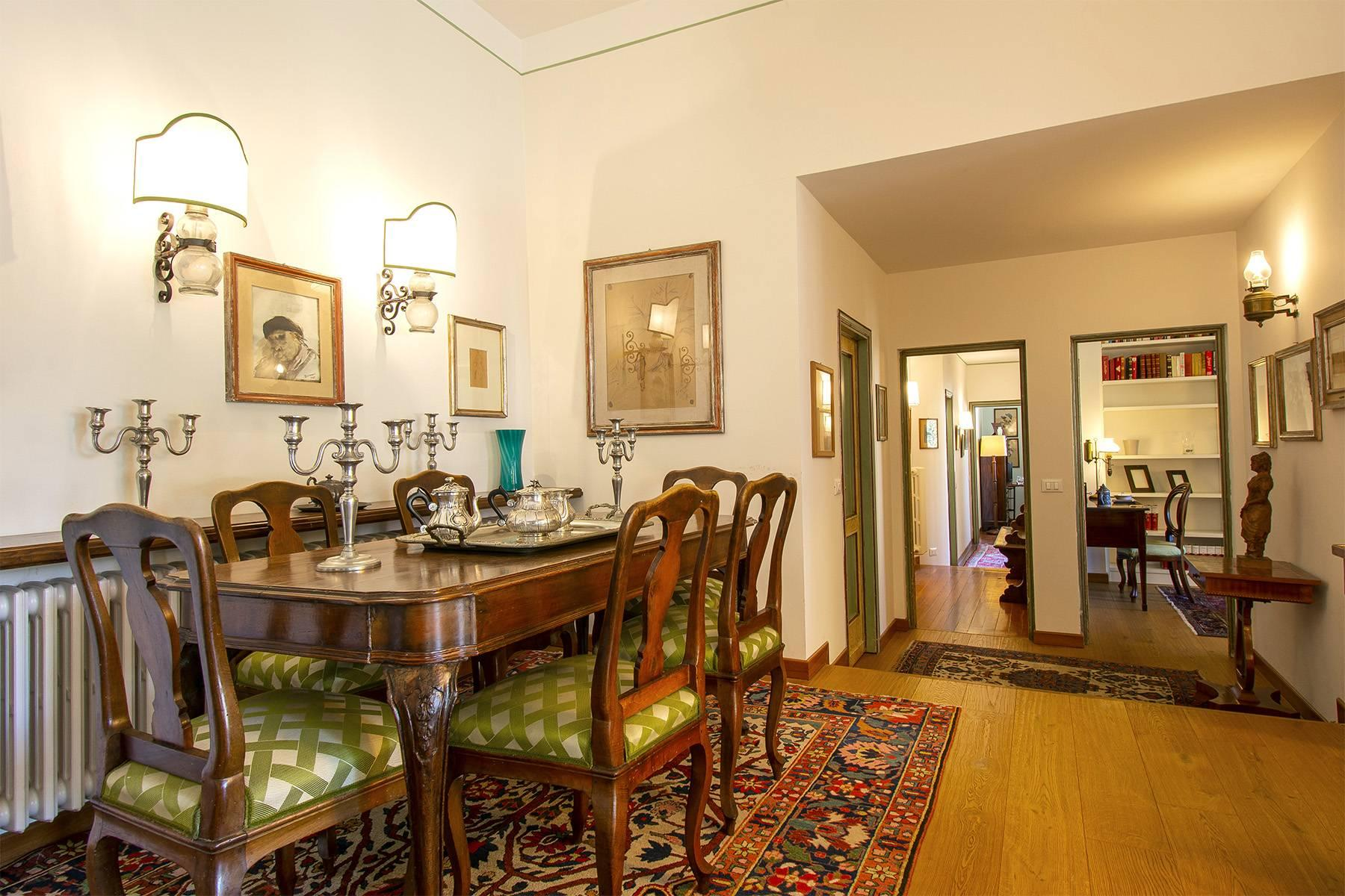Très bel appartement rénové avec terrace près du Jardin de Boboli et de Poggio Imperiale - 12