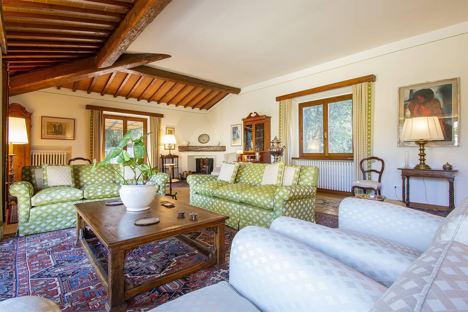 Très bel appartement rénové avec terrace près du Jardin de Boboli et de Poggio Imperiale - 13