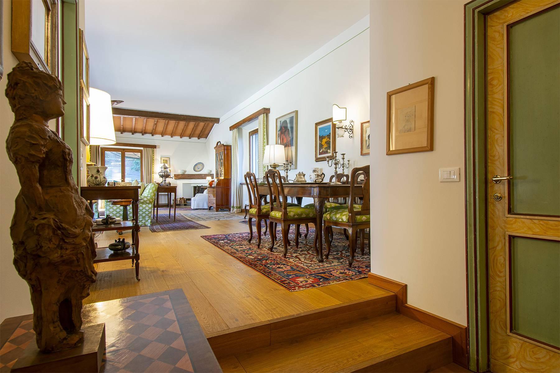 Très bel appartement rénové avec terrace près du Jardin de Boboli et de Poggio Imperiale - 15