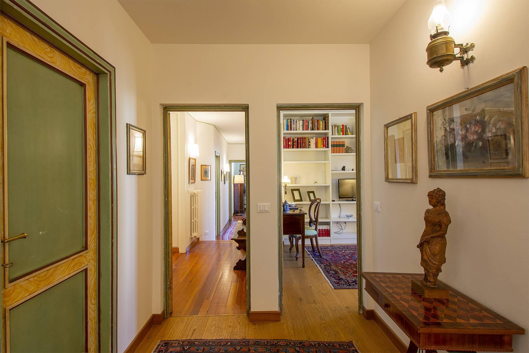 Très bel appartement rénové avec terrace près du Jardin de Boboli et de Poggio Imperiale - 18