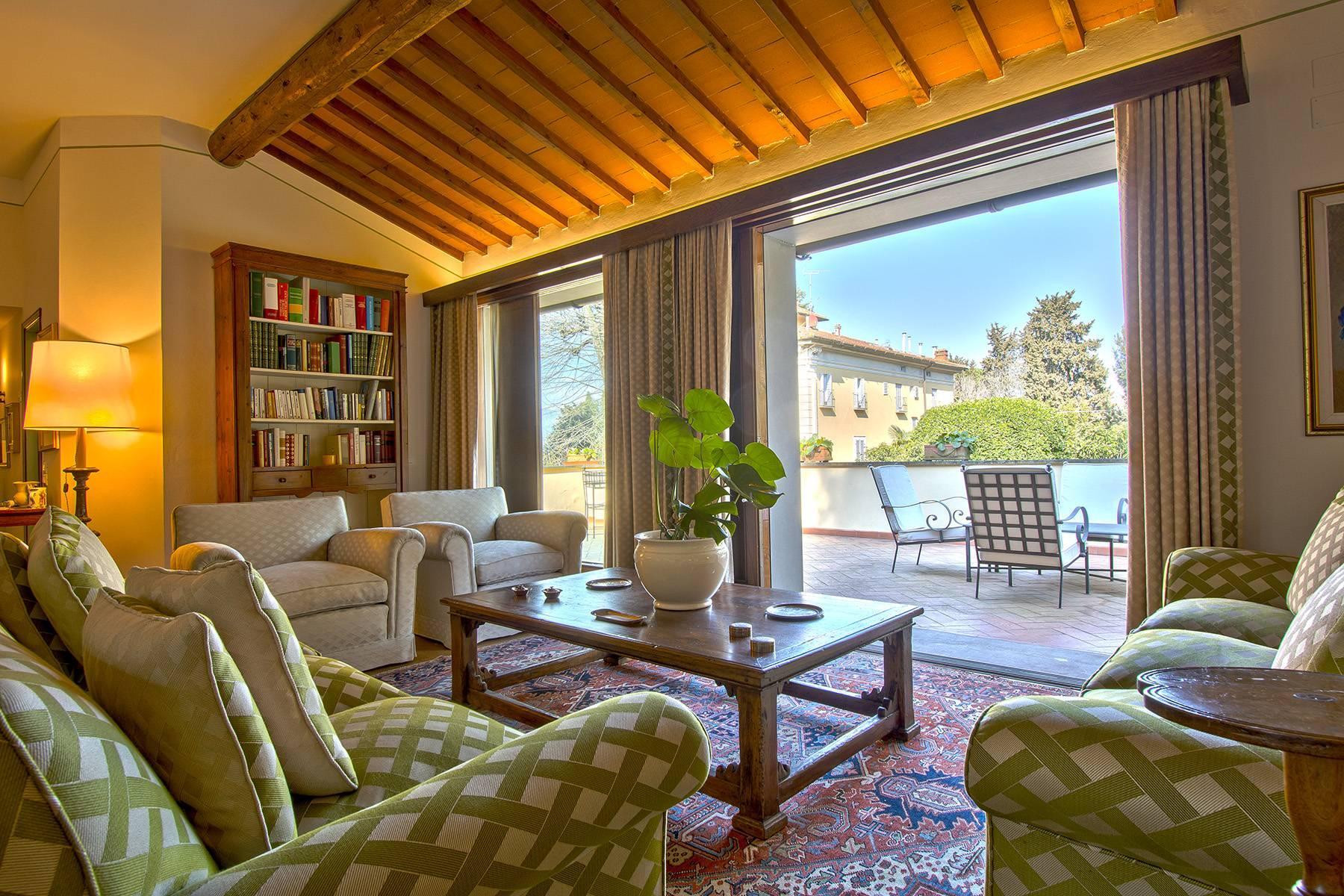 Très bel appartement rénové avec terrace près du Jardin de Boboli et de Poggio Imperiale - 1