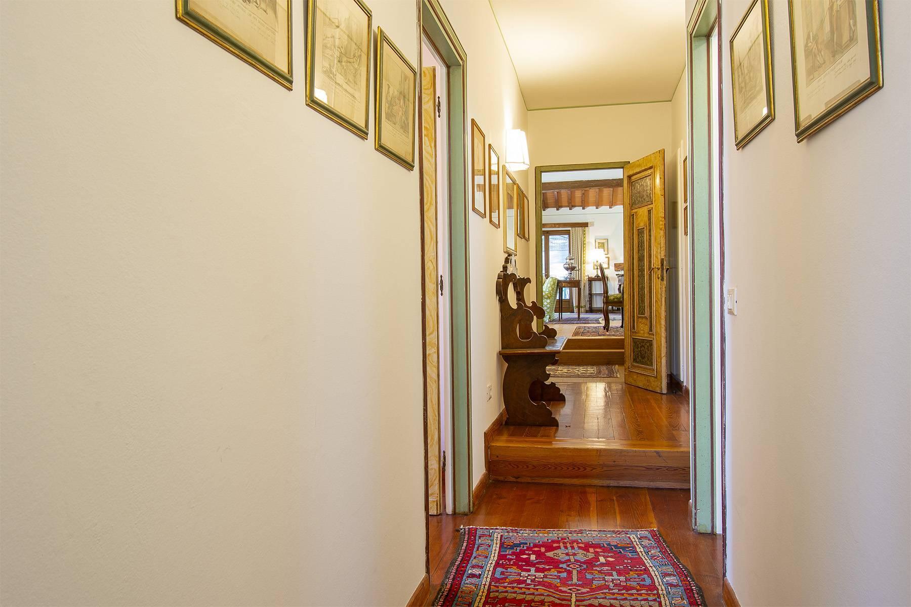 Très bel appartement rénové avec terrace près du Jardin de Boboli et de Poggio Imperiale - 22