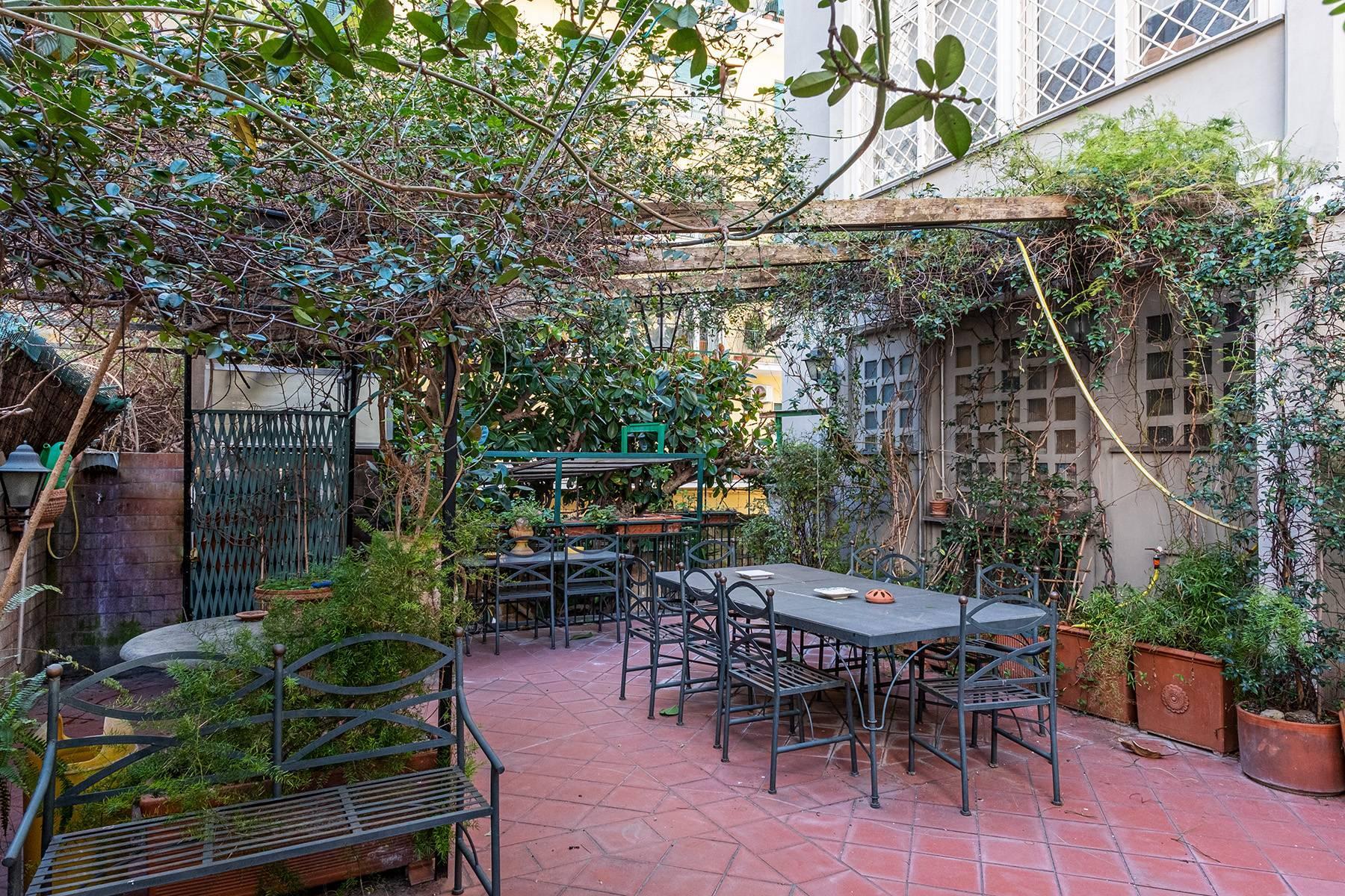 Eclettica dimora indipendente con terrazza e giardino - 13