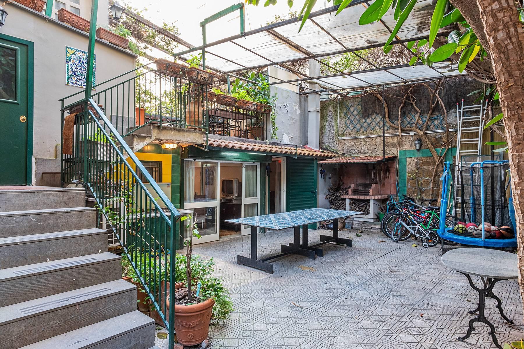 Eclettica dimora indipendente con terrazza e giardino - 15
