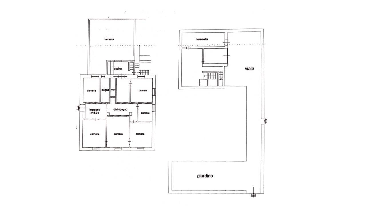 Eclettica dimora indipendente con terrazza e giardino - 21