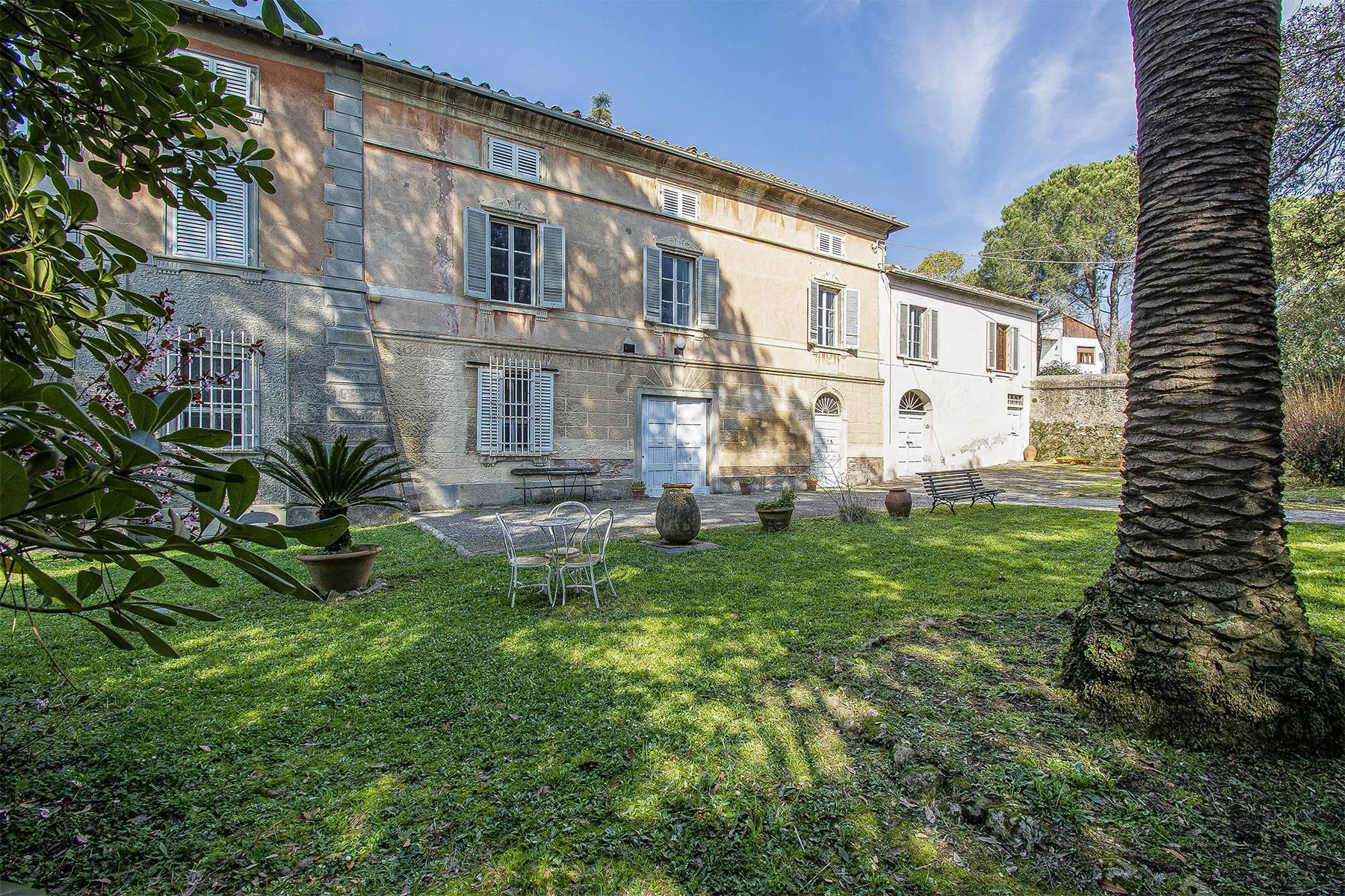 Romantic villa on the hills between Pisa and Lucca - 1