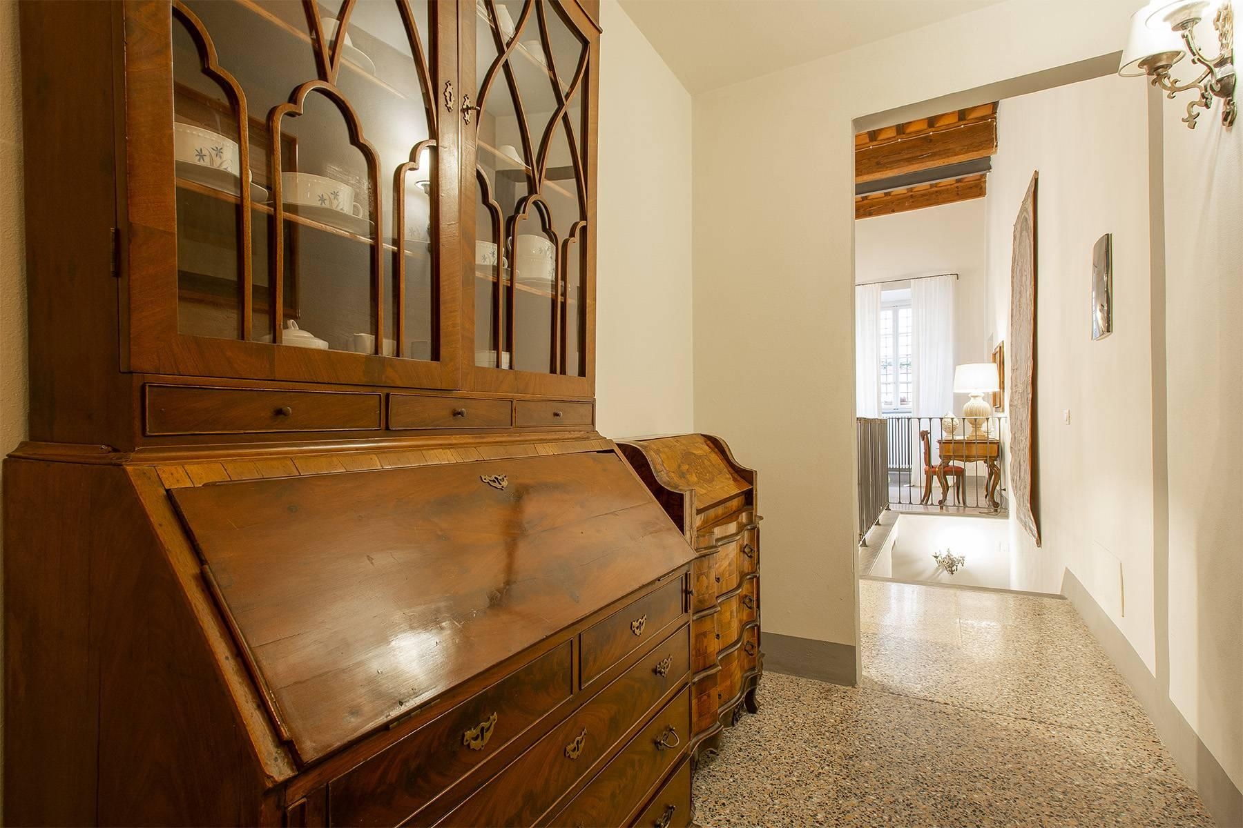 Exclusive apartment in the heart of Lucca - 23