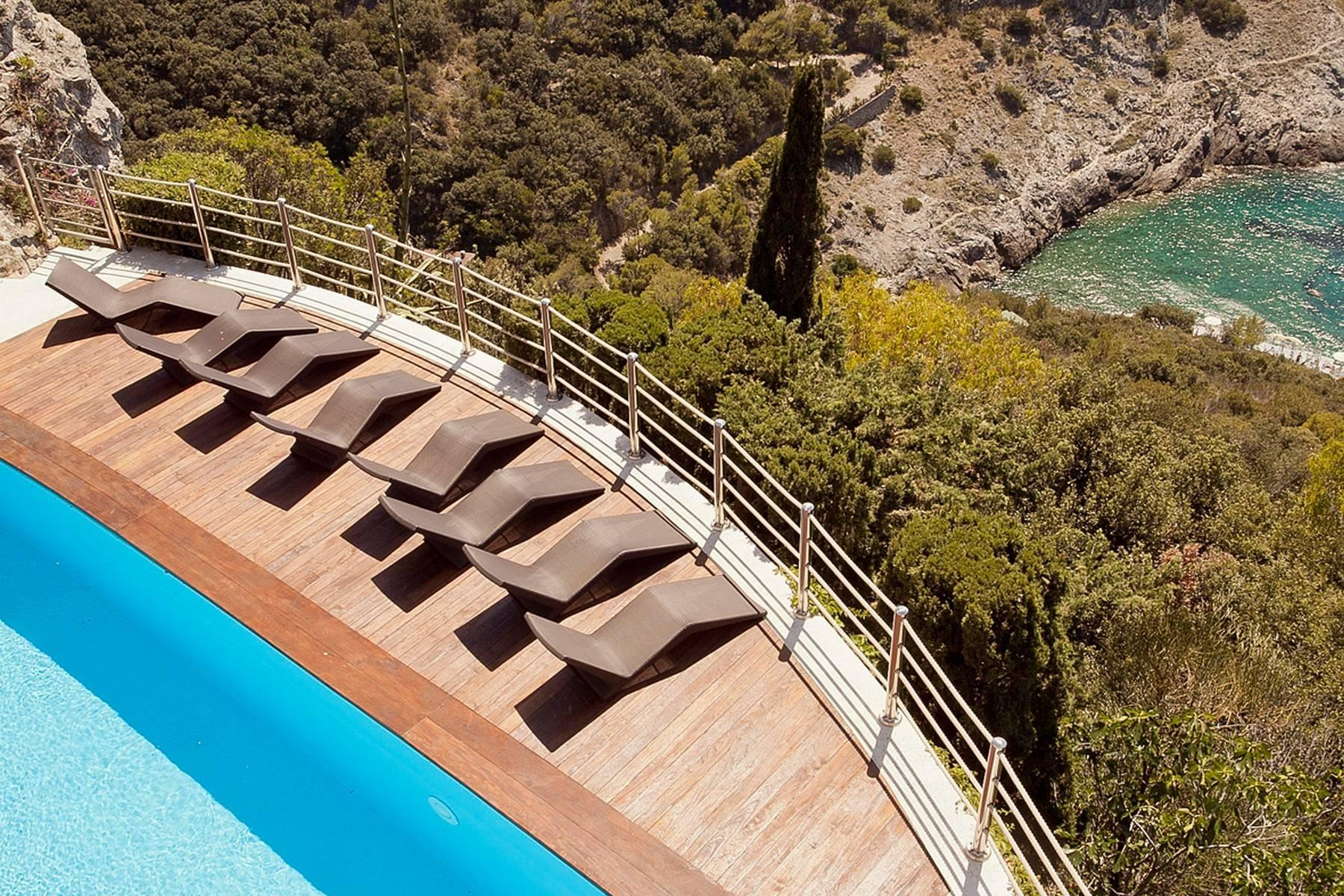 Splendida villa pied dans l'eau all'Argentario - 5