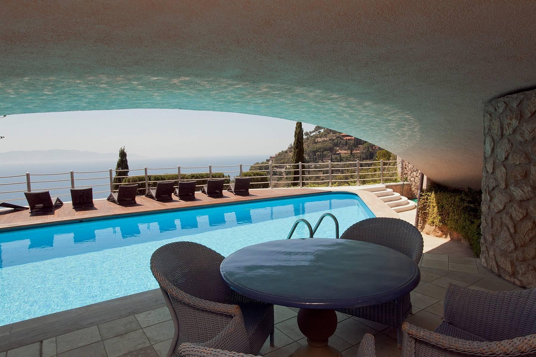 Charming pieds-dans-l'eau villa on Monte Argentario - 4