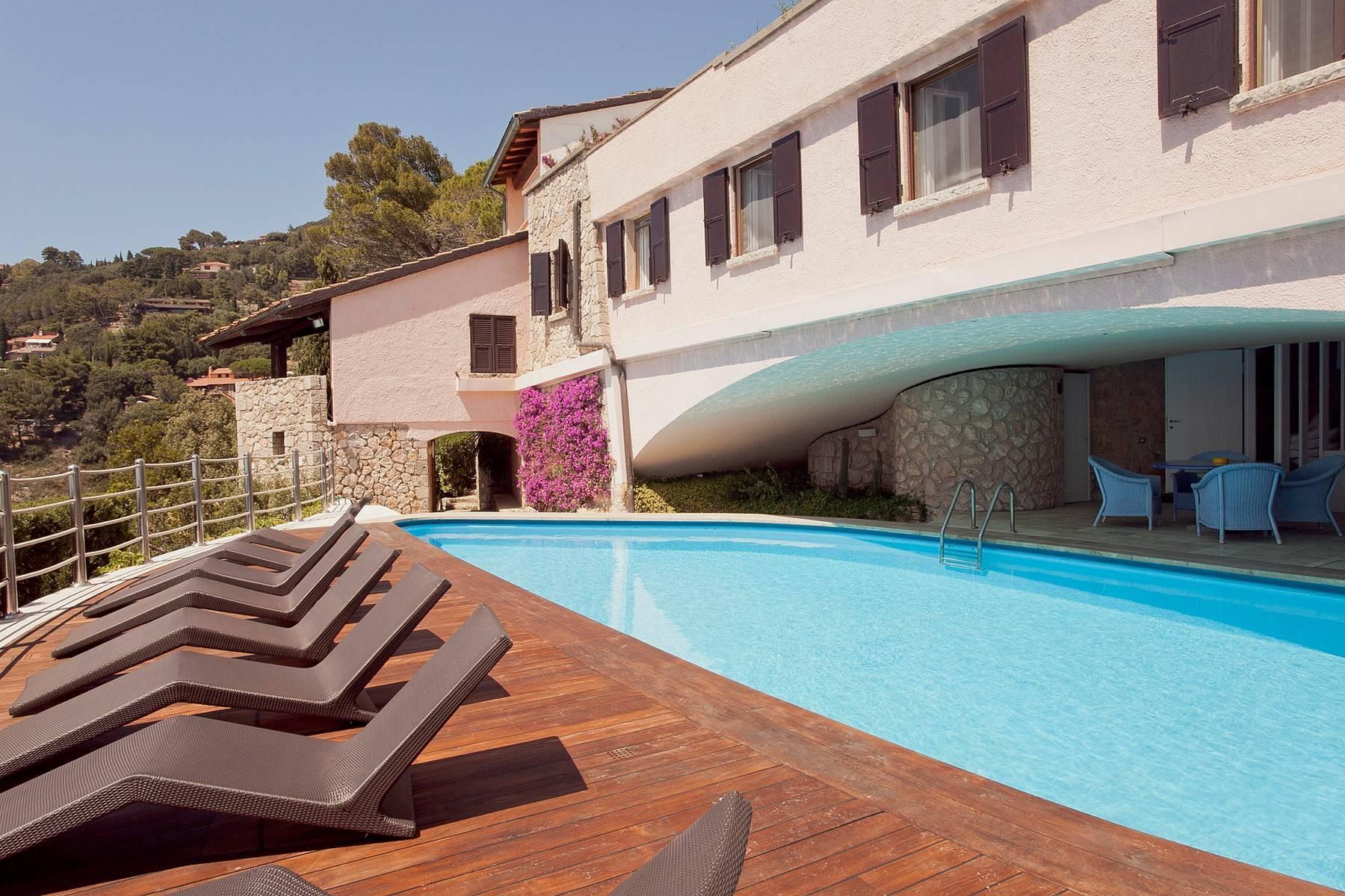 Merveilleuse villa pieds-dans-l'eau sur le Monte Argentario - 7