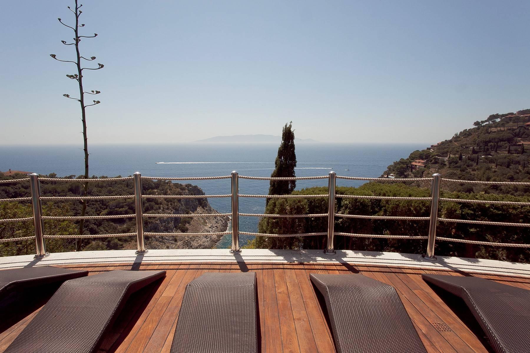 Splendida villa pied dans l'eau all'Argentario - 7