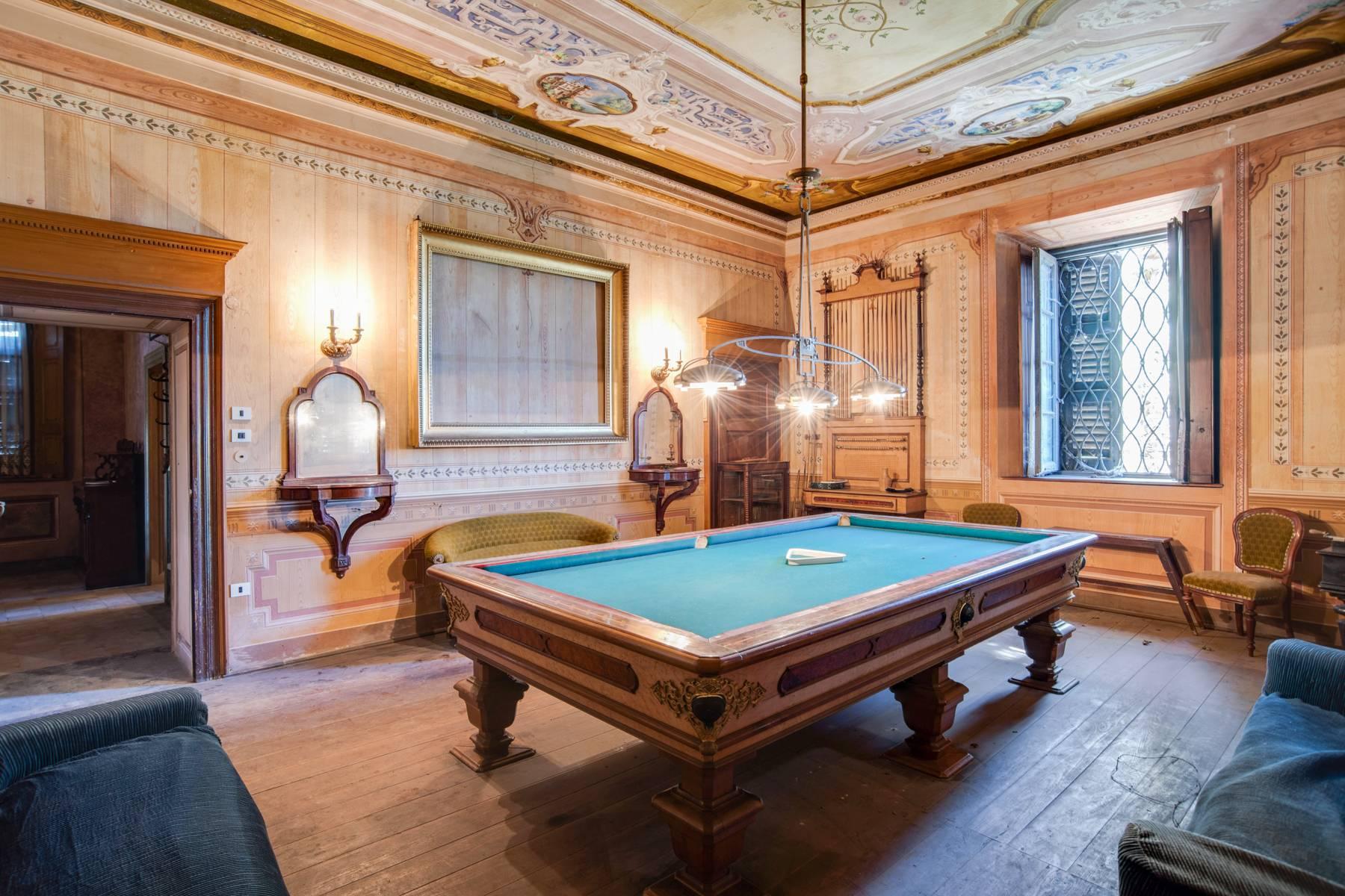 Historische Villa mit großem Park - 6