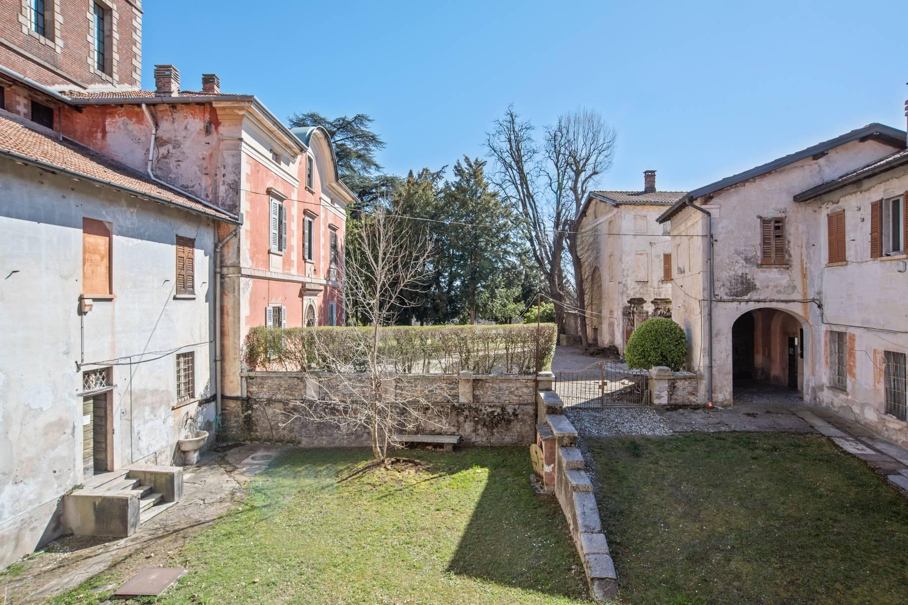 Historische Villa mit großem Park - 5
