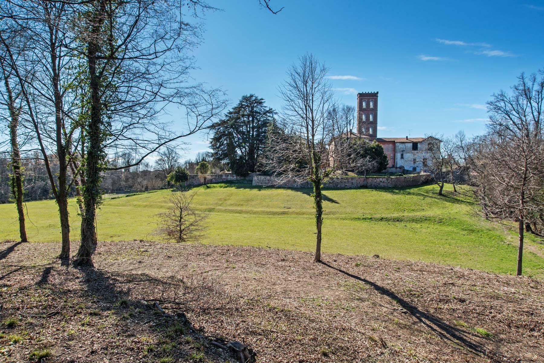 Historic villa with large park - 12
