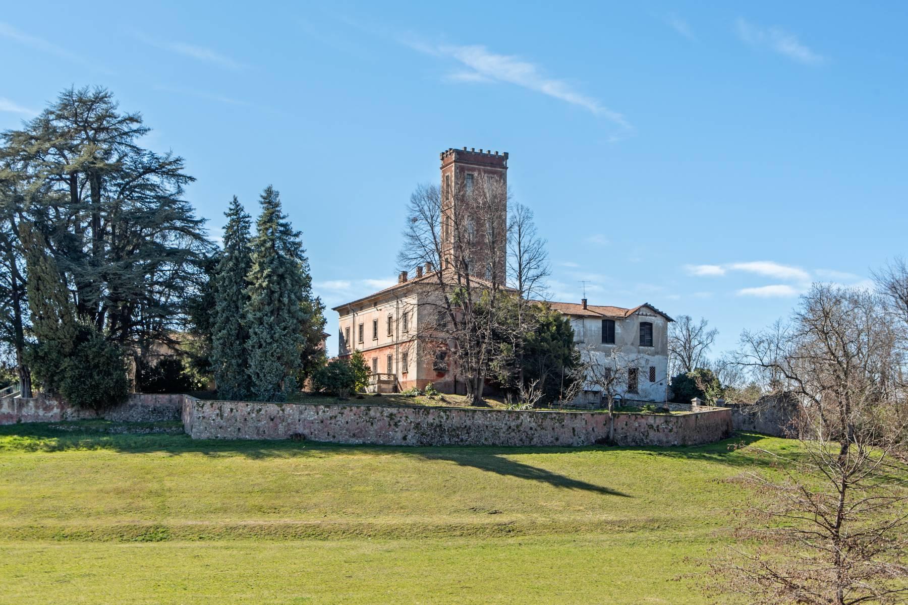 Historic villa with large park - 14