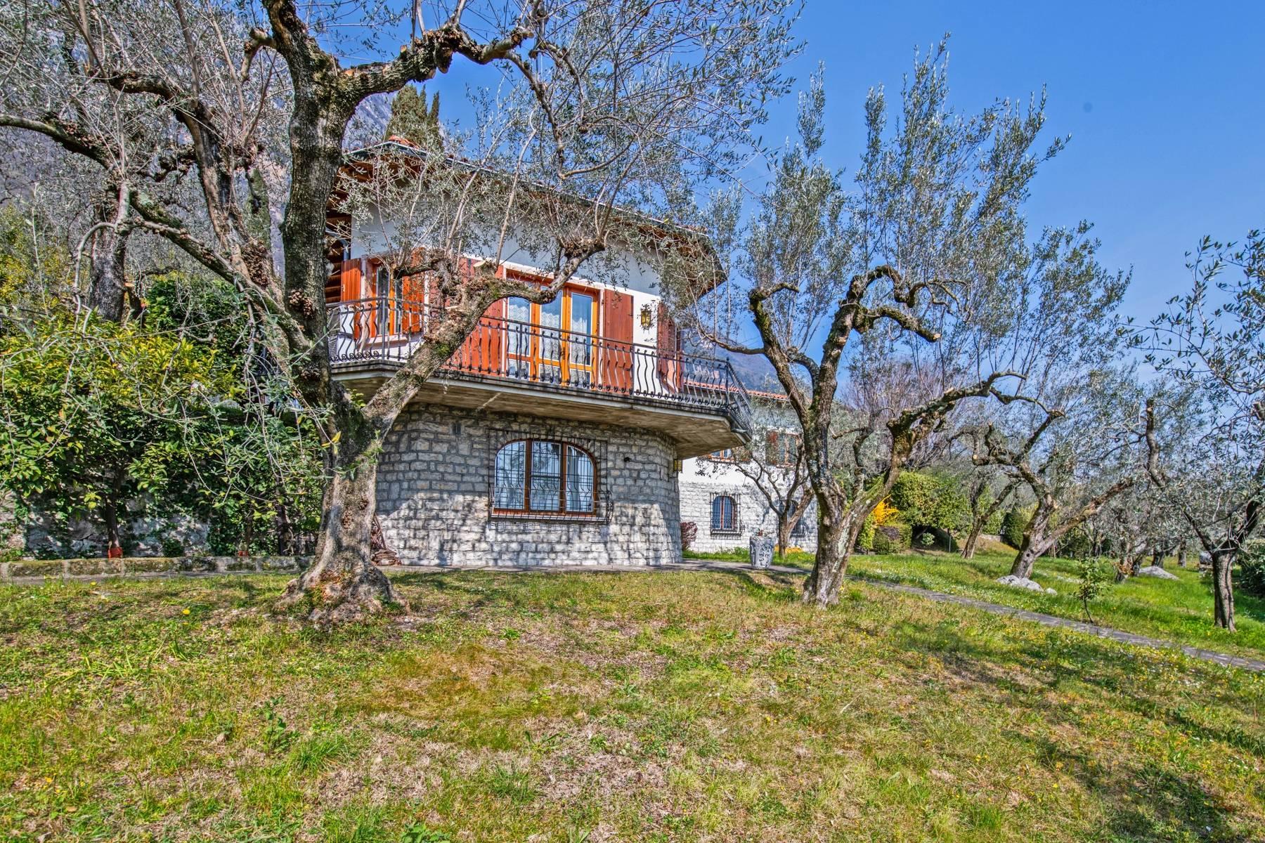 Villa in Gargnano inmitten der Olivenbäume vom Gardasee mit herrlichem Seeblick - 27