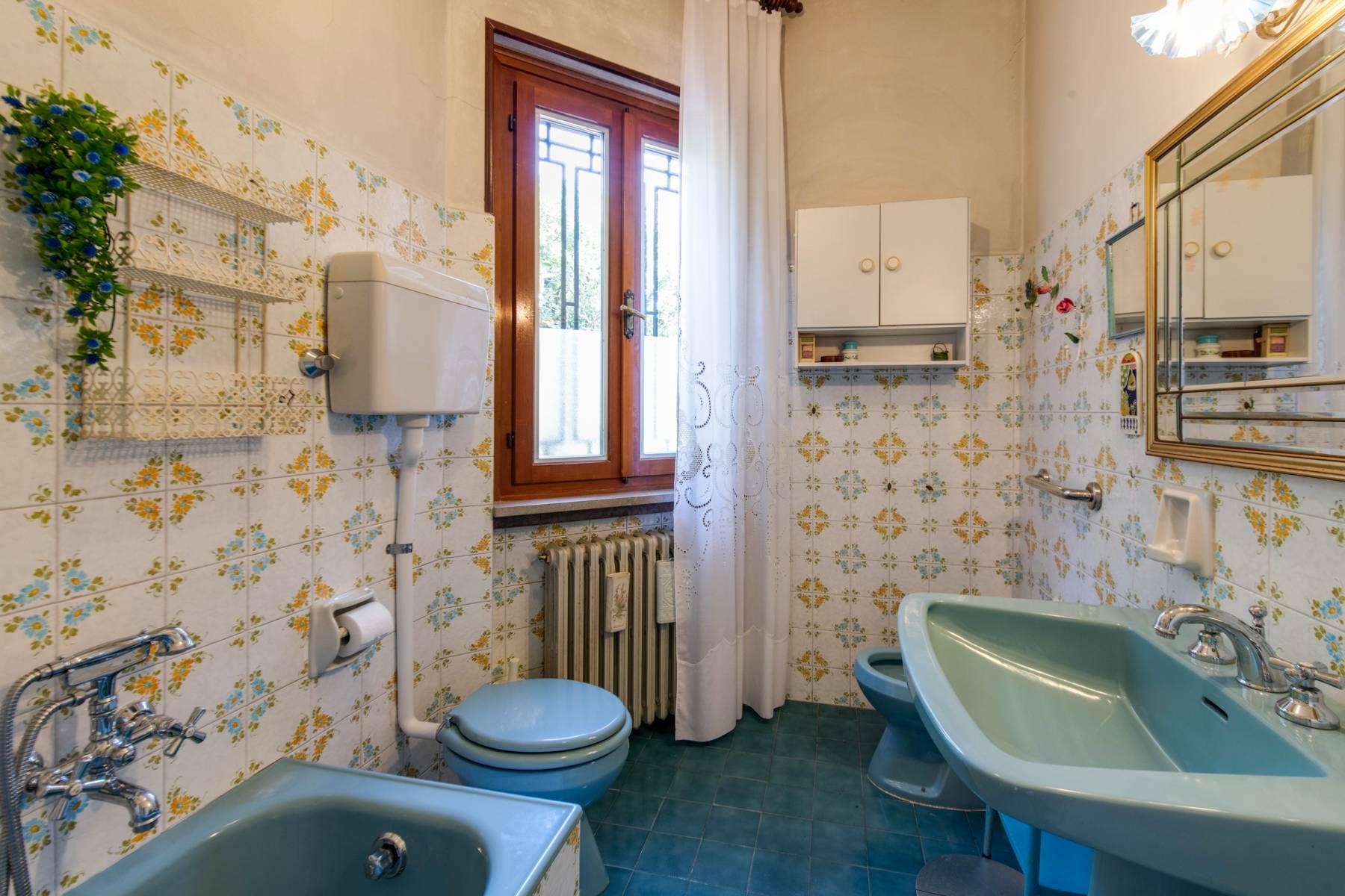 Villa in Gargnano inmitten der Olivenbäume vom Gardasee mit herrlichem Seeblick - 19