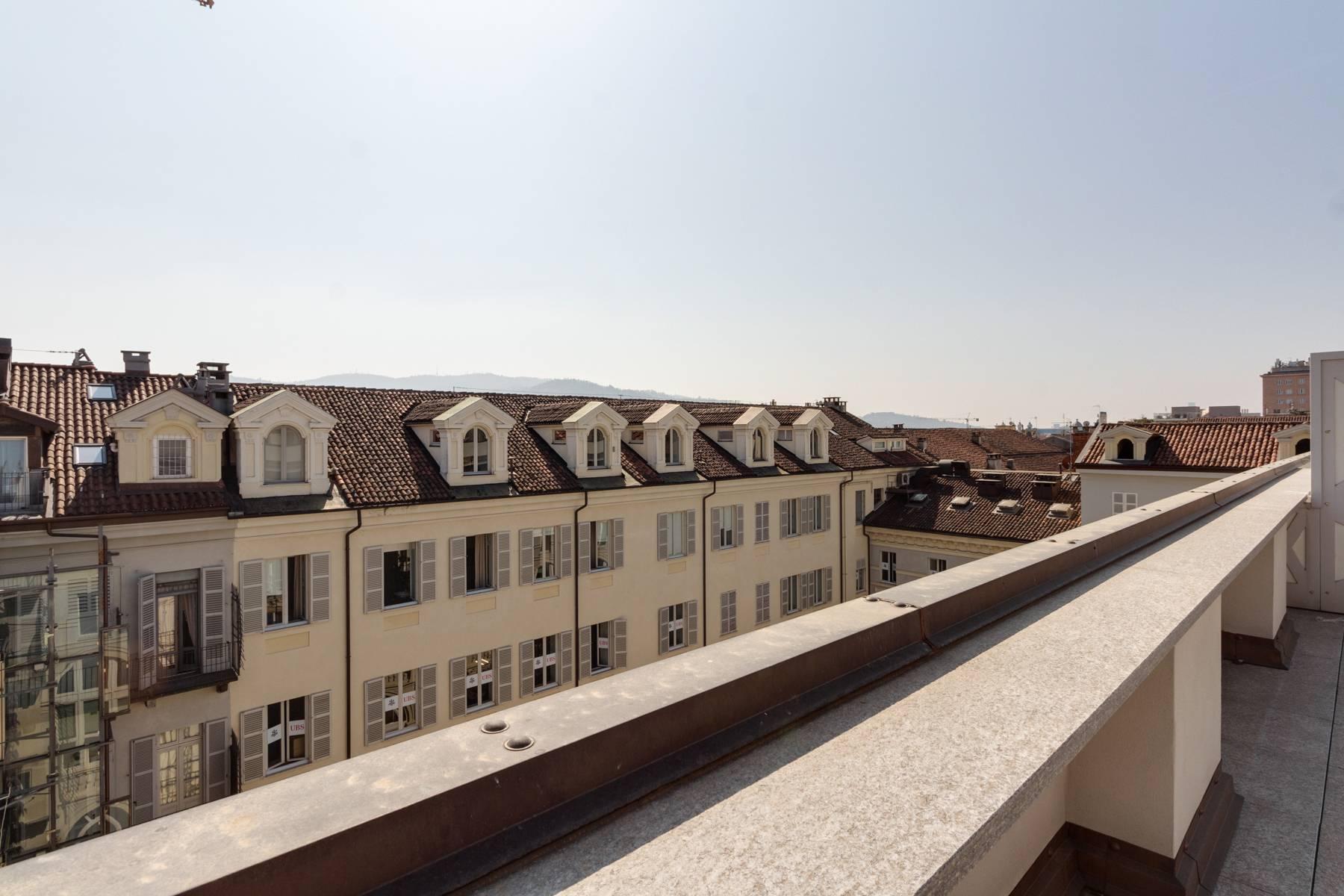 Unique penthouse in Piazza San Carlo - 11