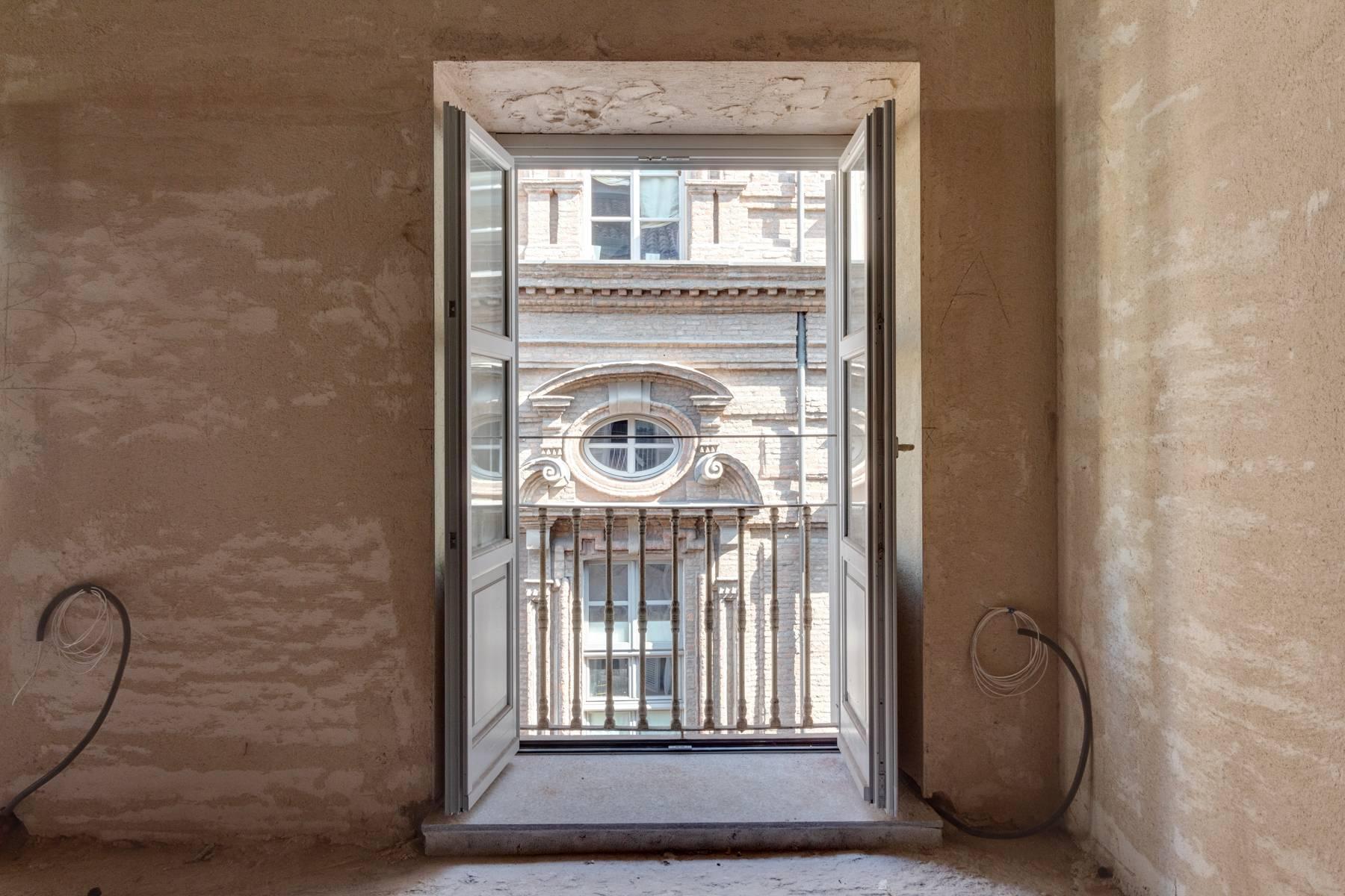 Herrliche Penthouse auf dem Piazza San Carlo - 7
