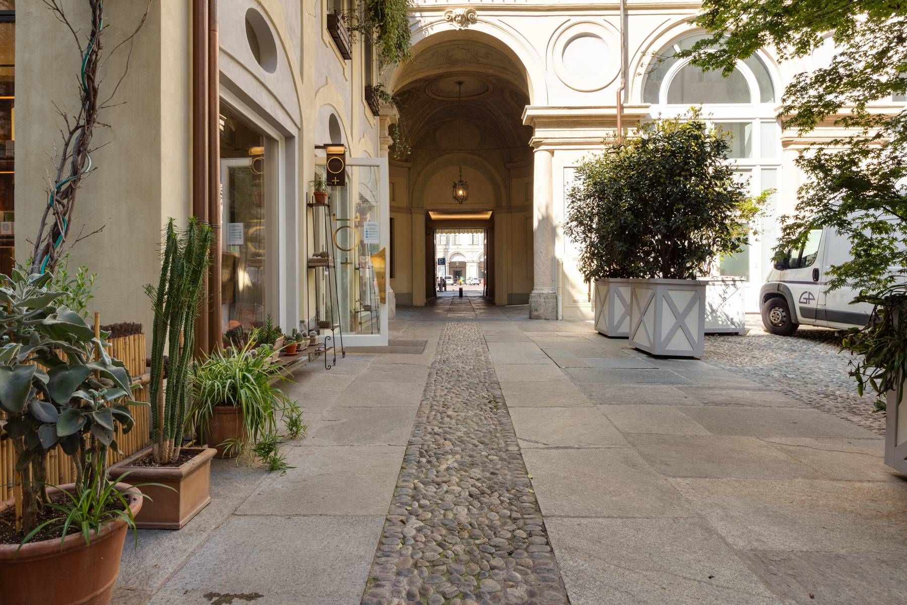 Unique penthouse in Piazza San Carlo - 20