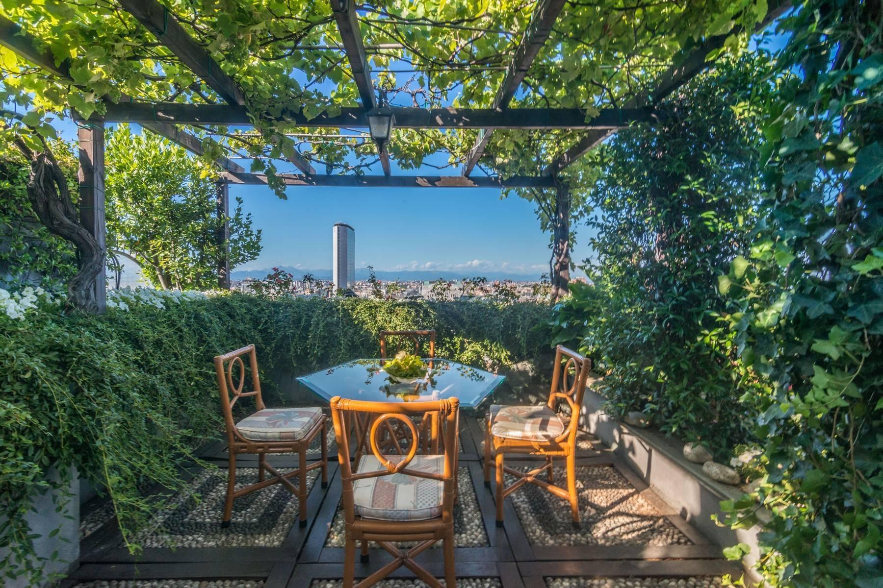 Splendide penthouse en duplex avec terrasse près du centre-ville - 13