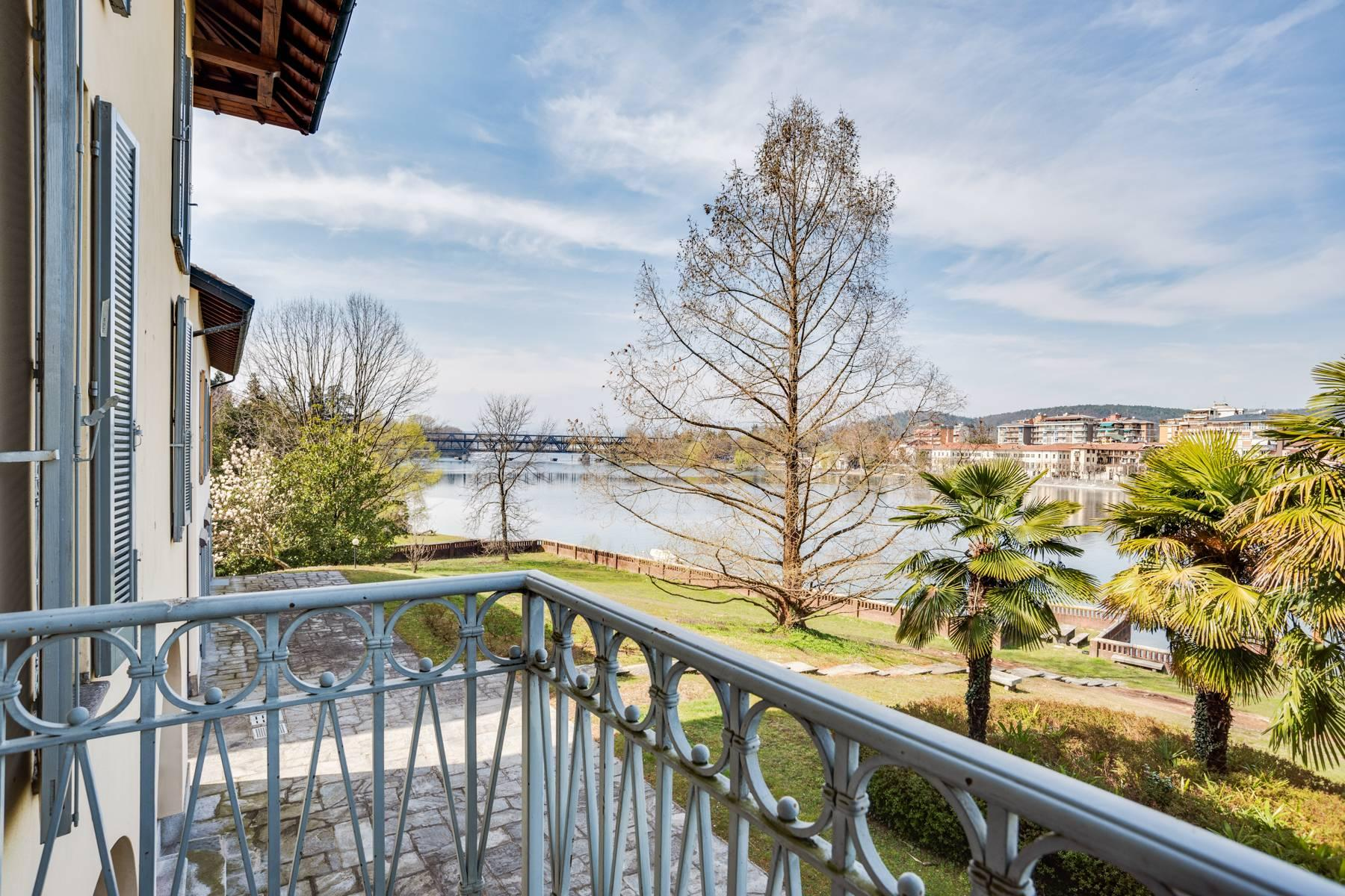 Elegant apartment on the banks of the Ticino river - 3