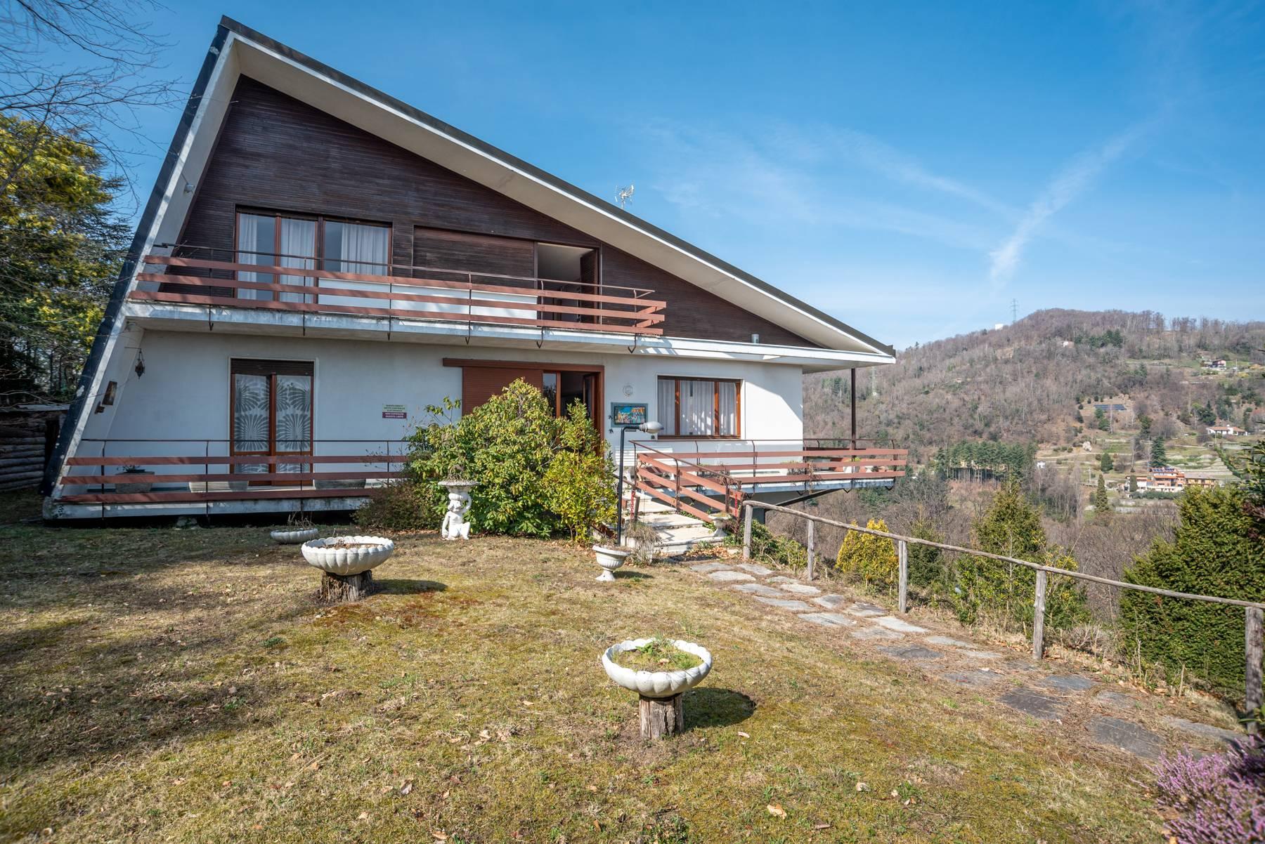 Villa on the hills of Arona overlooking the lake - 11