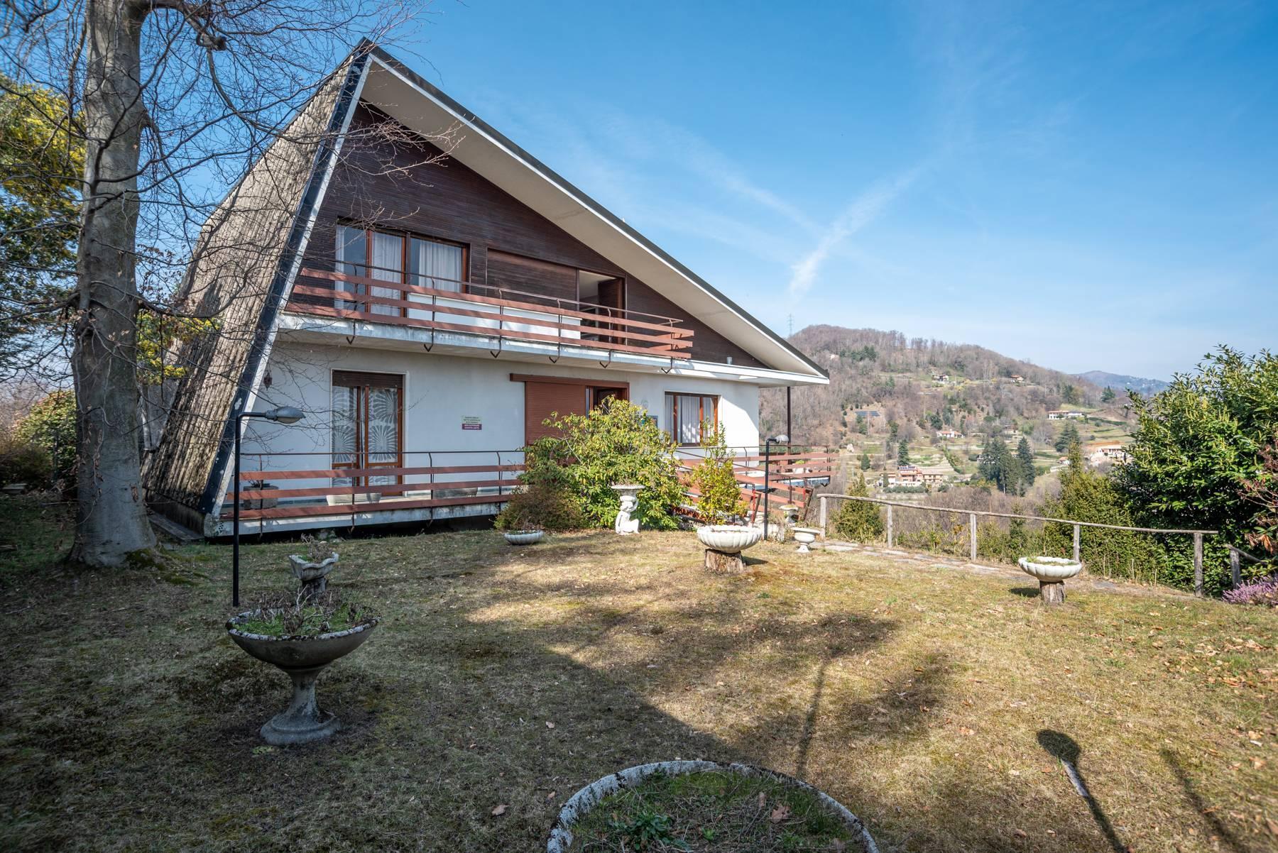 Villa on the hills of Arona overlooking the lake - 13