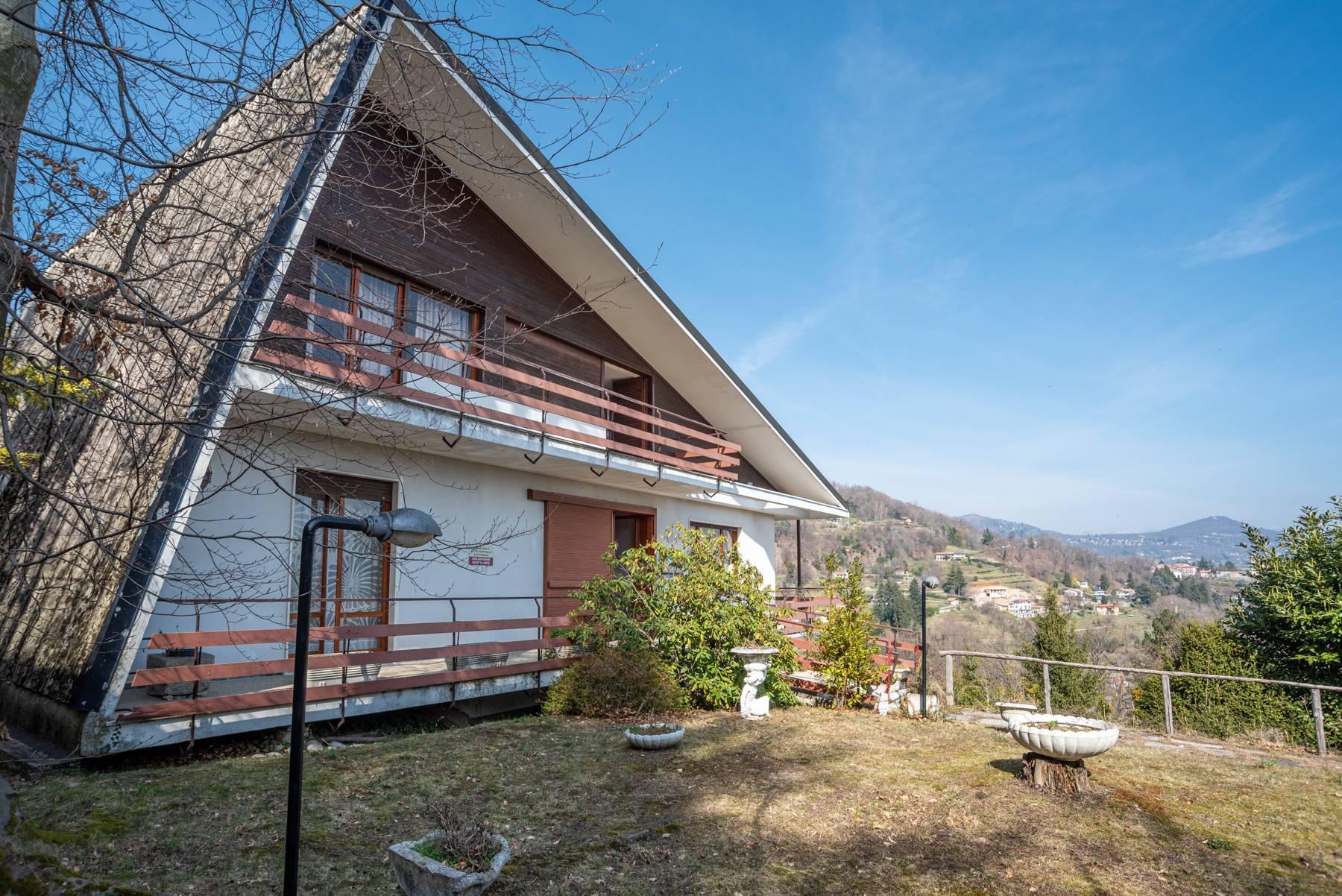 Villa on the hills of Arona overlooking the lake - 14