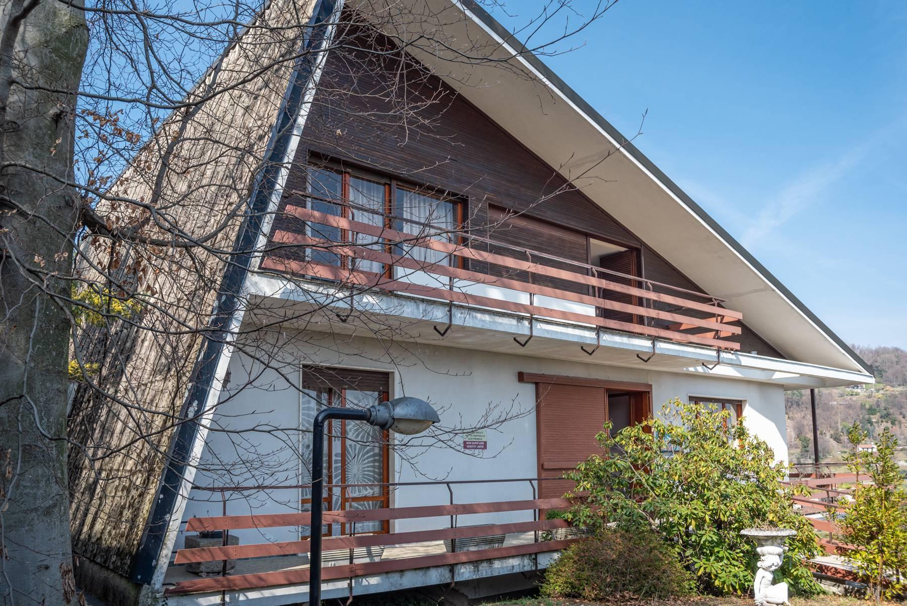 Villa on the hills of Arona overlooking the lake - 15