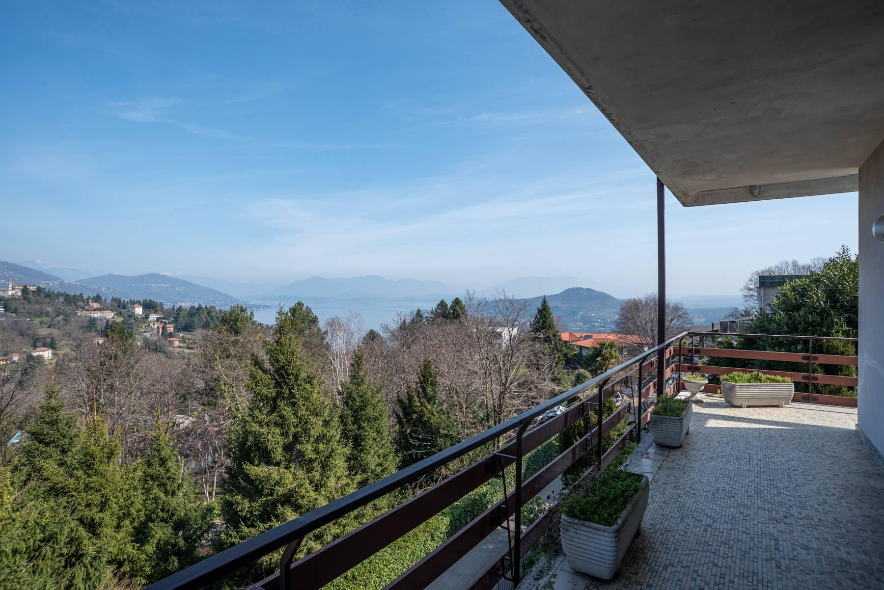 Villa on the hills of Arona overlooking the lake - 5
