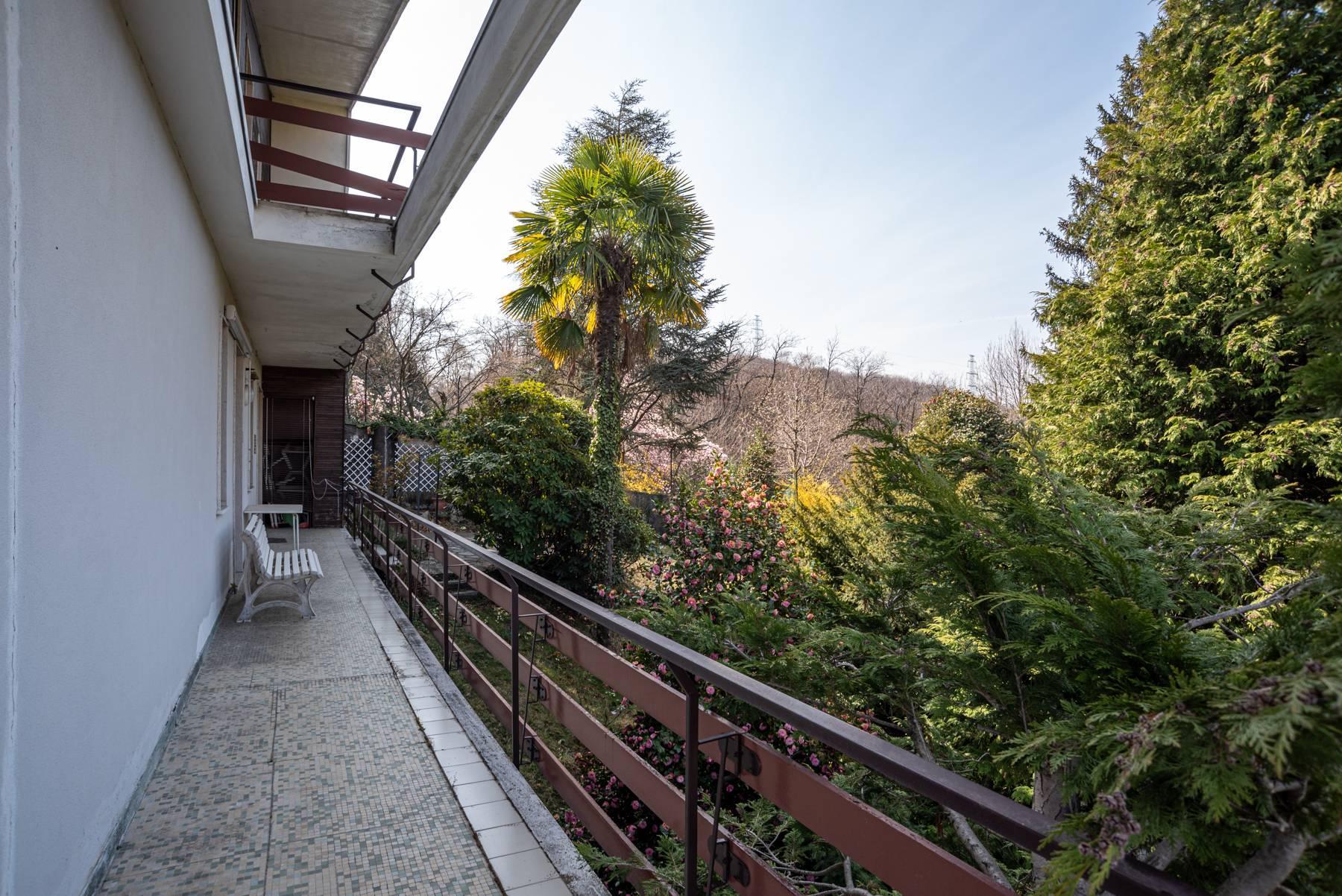 Villa on the hills of Arona overlooking the lake - 19
