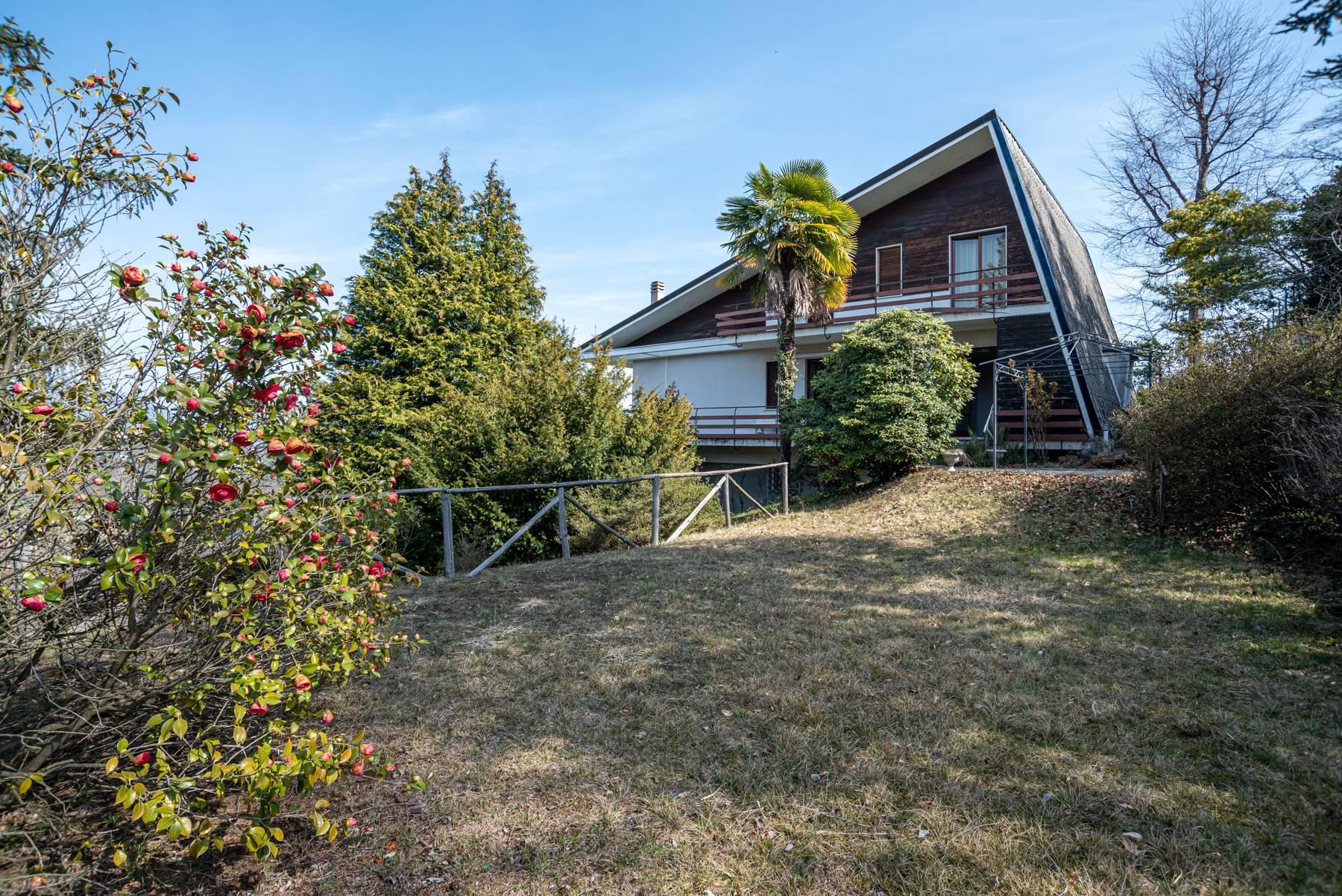 Villa on the hills of Arona overlooking the lake - 21