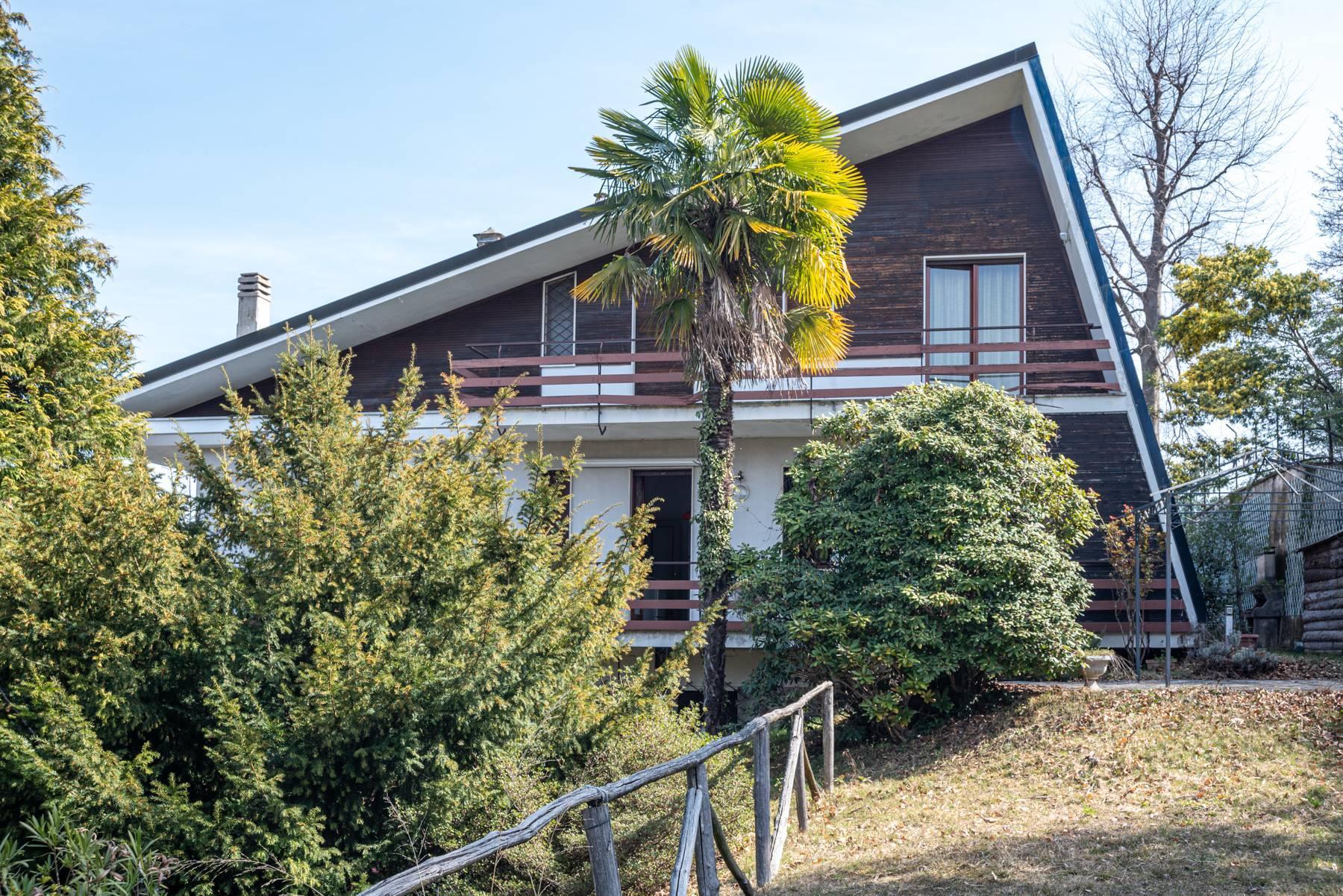 Villa on the hills of Arona overlooking the lake - 10