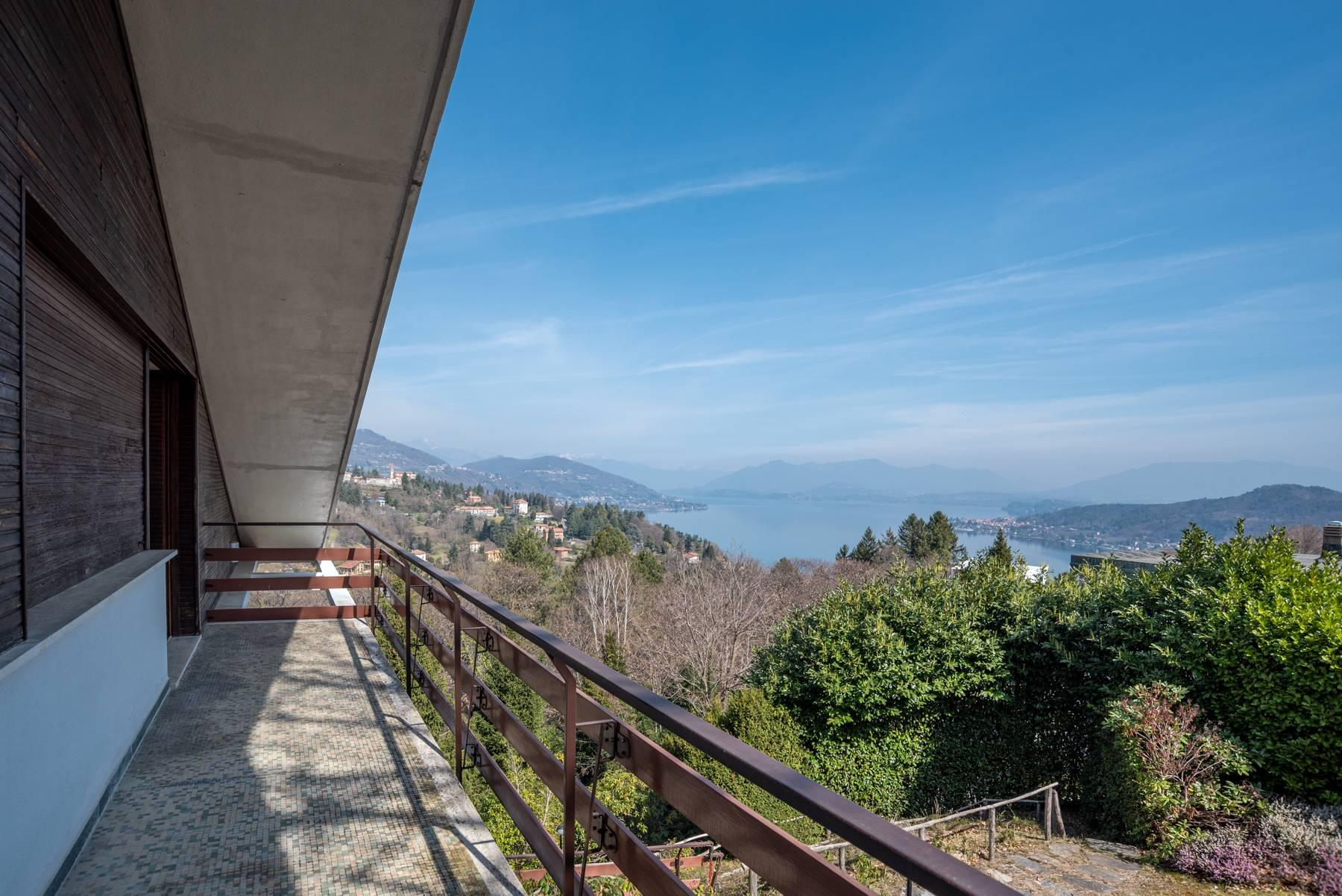 Villa on the hills of Arona overlooking the lake - 8