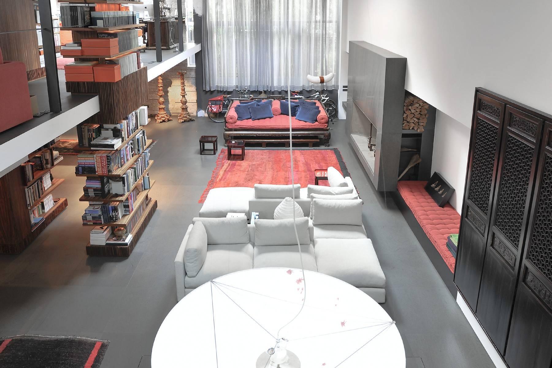 Spektakuläres Einfamilienhaus im zentralen Stadtviertel Mailands - 24