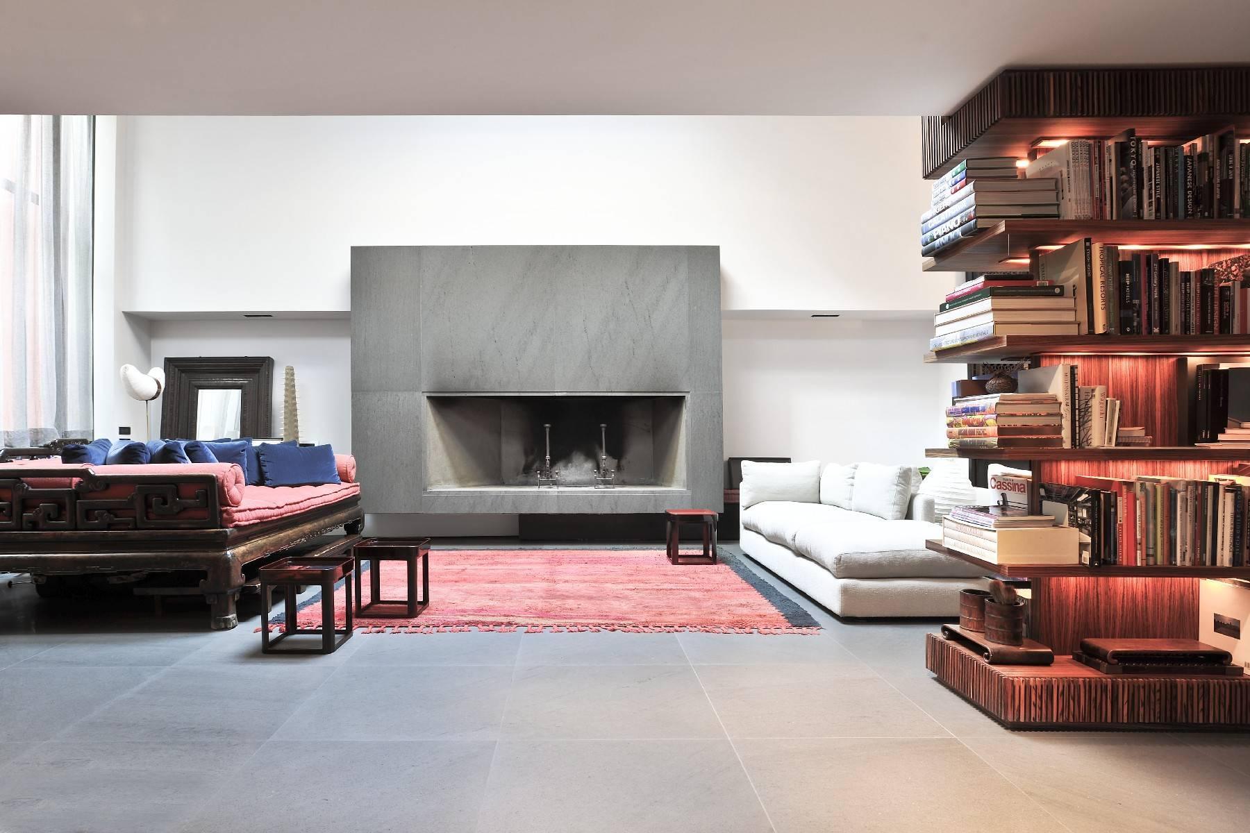 Spektakuläres Einfamilienhaus im zentralen Stadtviertel Mailands - 19