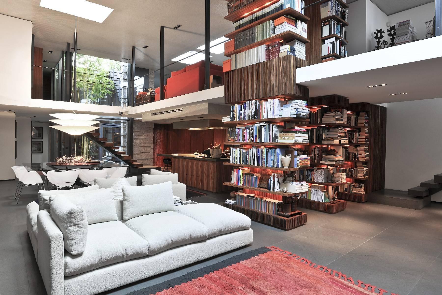 Spektakuläres Einfamilienhaus im zentralen Stadtviertel Mailands - 21