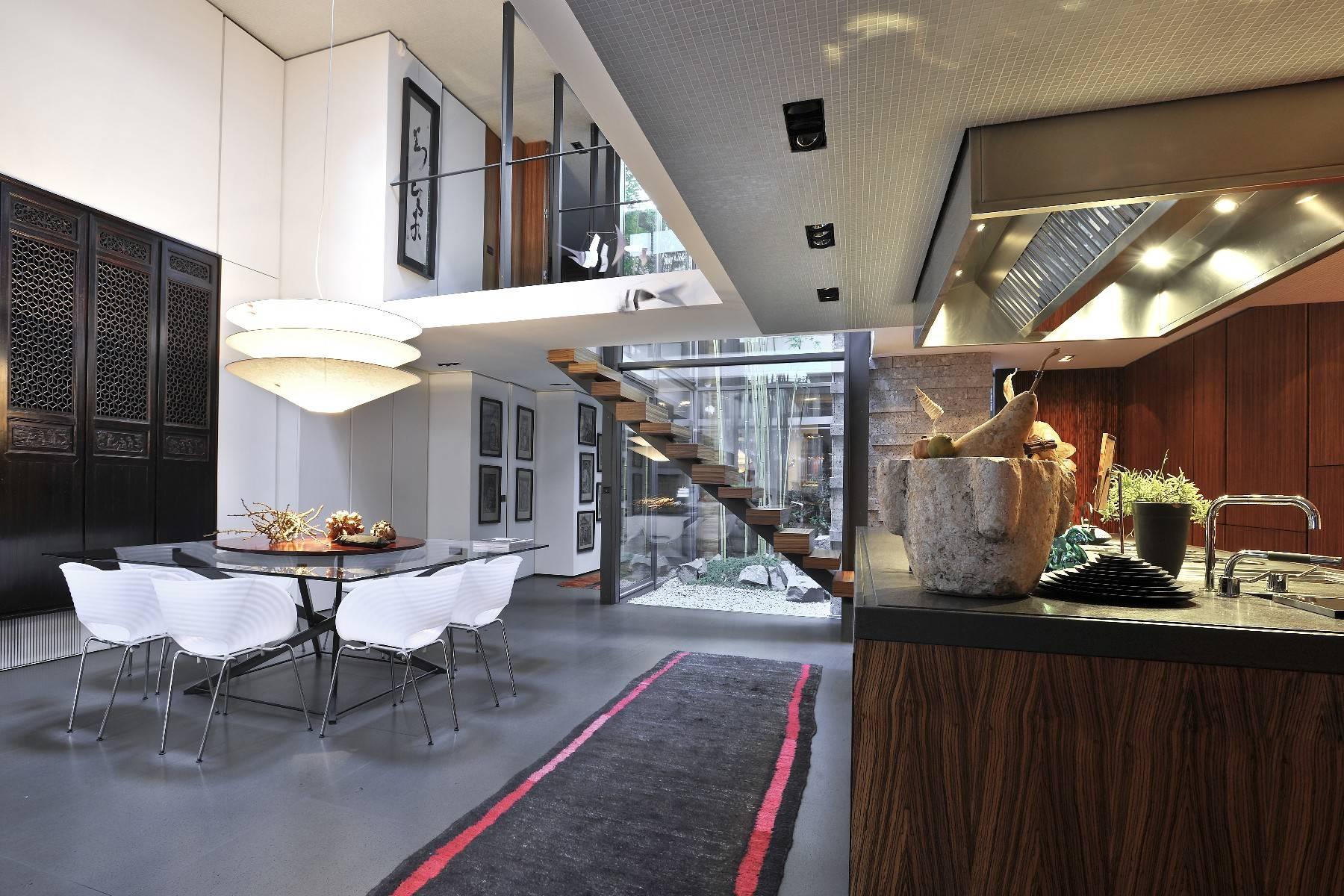 Spektakuläres Einfamilienhaus im zentralen Stadtviertel Mailands - 23