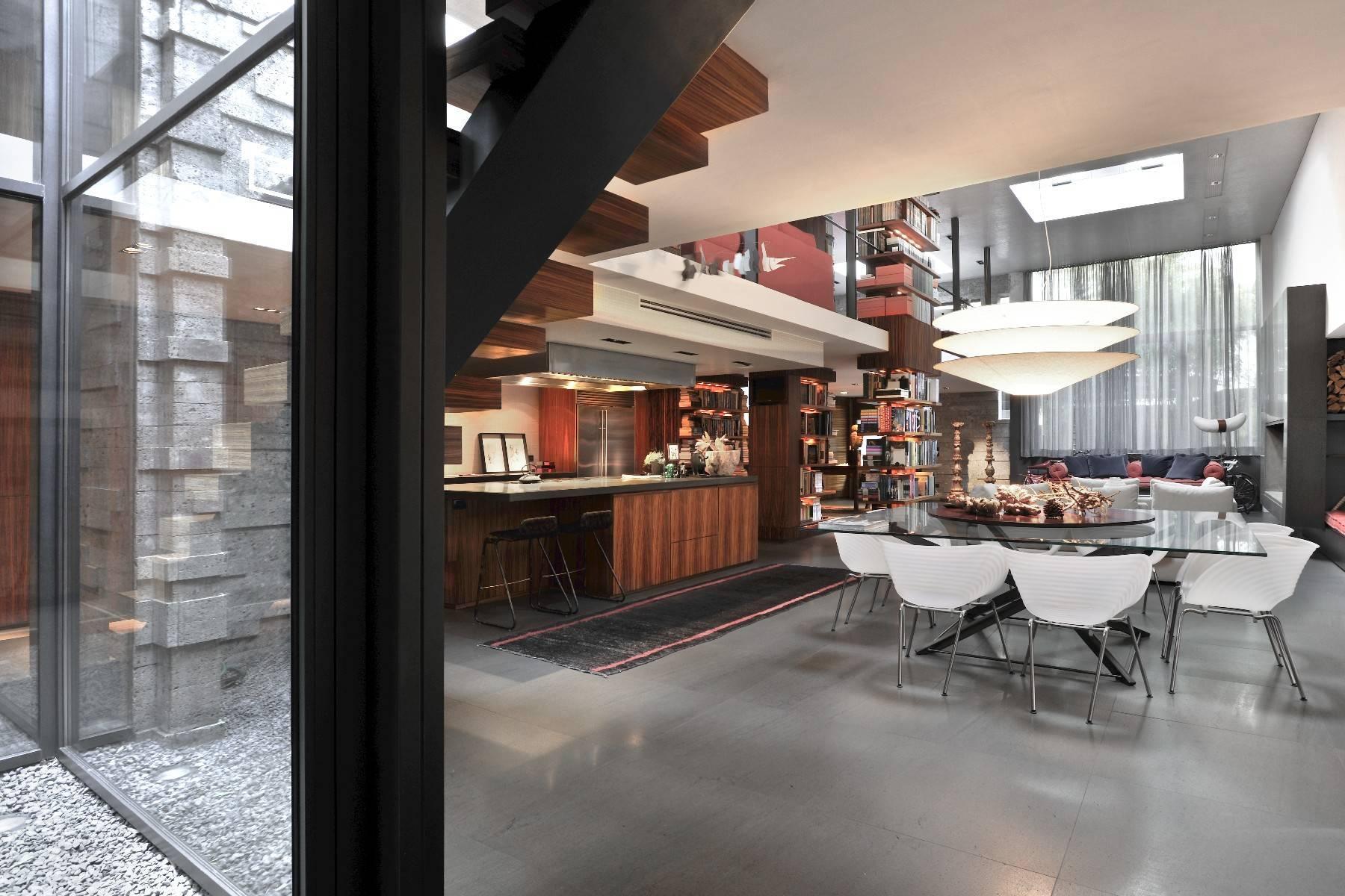 Spektakuläres Einfamilienhaus im zentralen Stadtviertel Mailands - 22