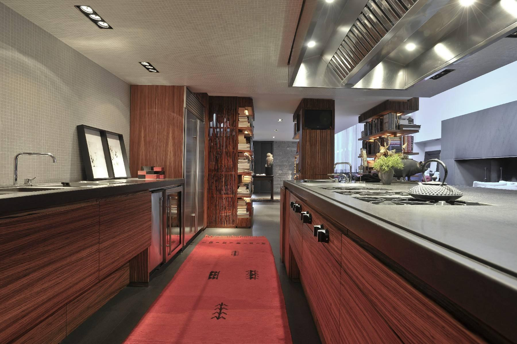 Spektakuläres Einfamilienhaus im zentralen Stadtviertel Mailands - 25
