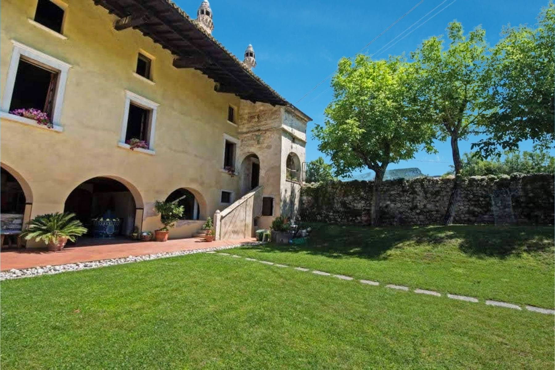 Stunning Venetian Villa of the 15th Century, wtih dependance and wide garden - 35