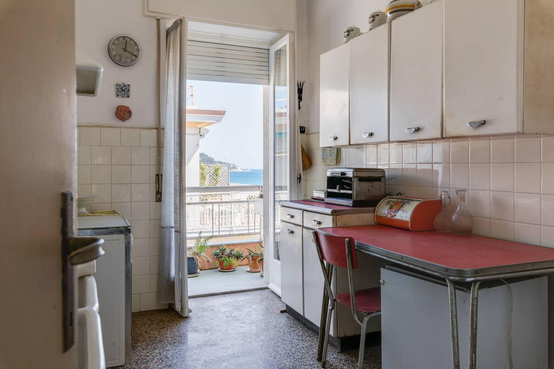 Penthouse panoramique avec terrasse et vue mer incomparable - 12